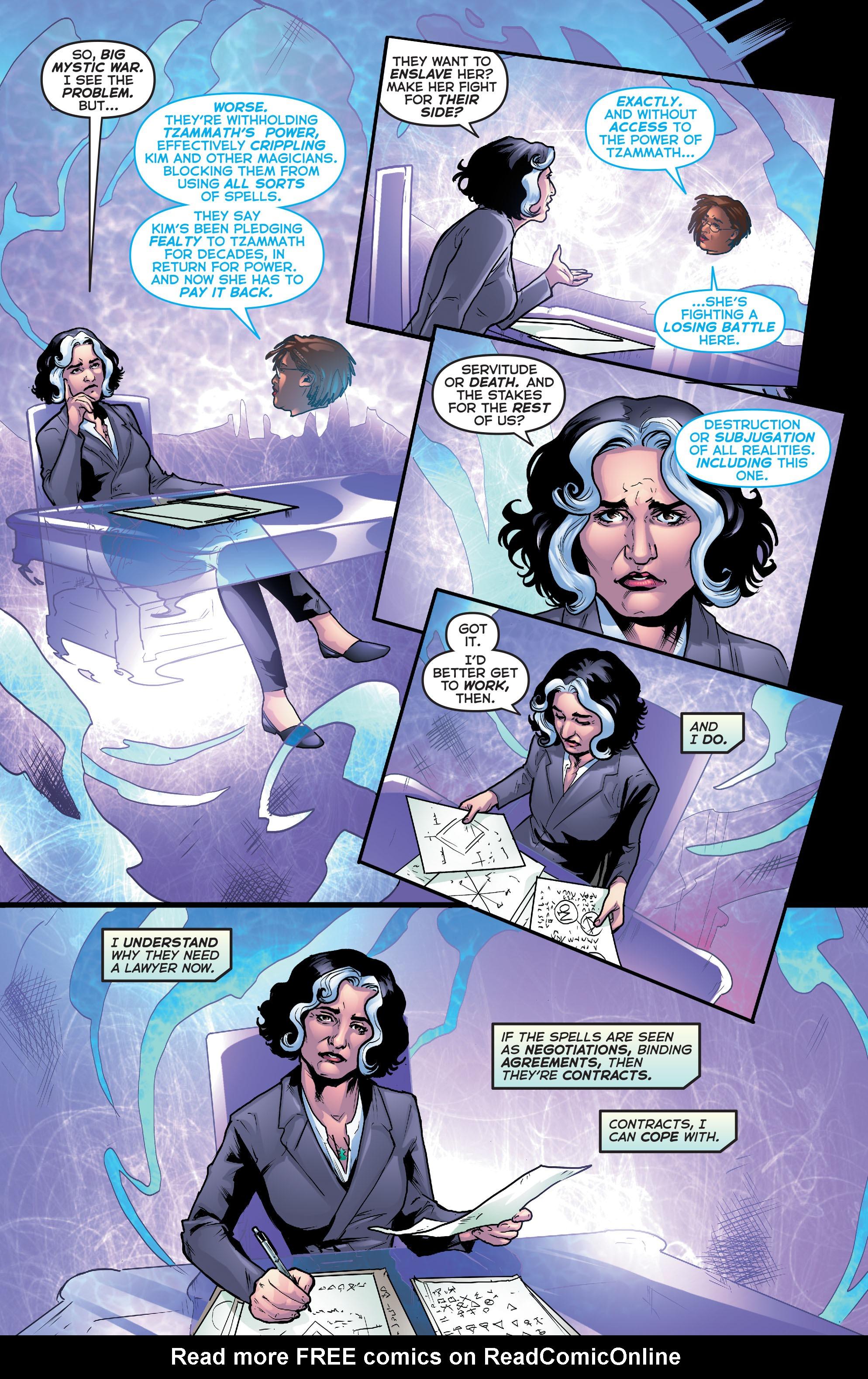 Read online Astro City comic -  Issue #40 - 14