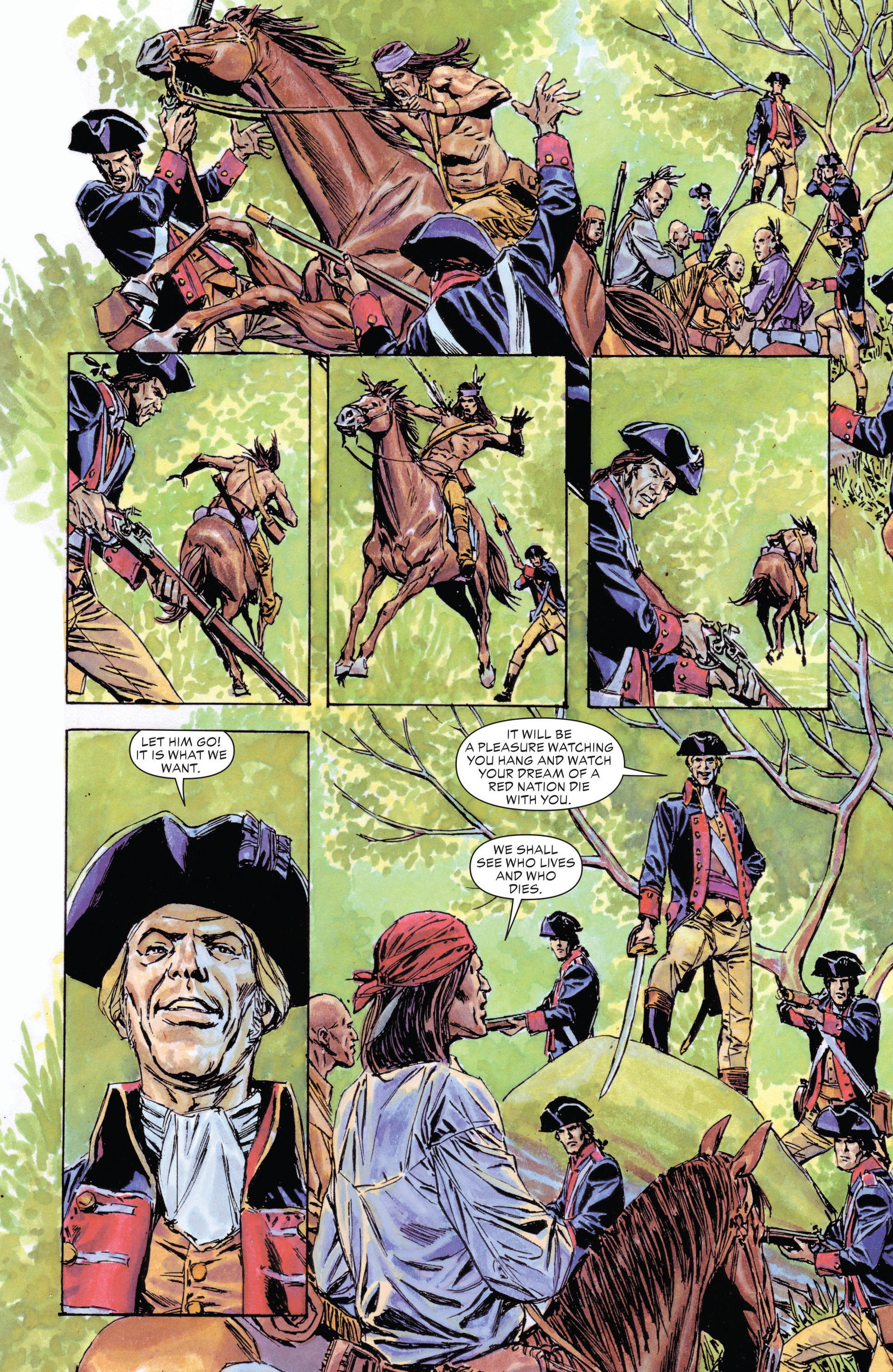 Read online All-Star Western (2011) comic -  Issue #14 - 27