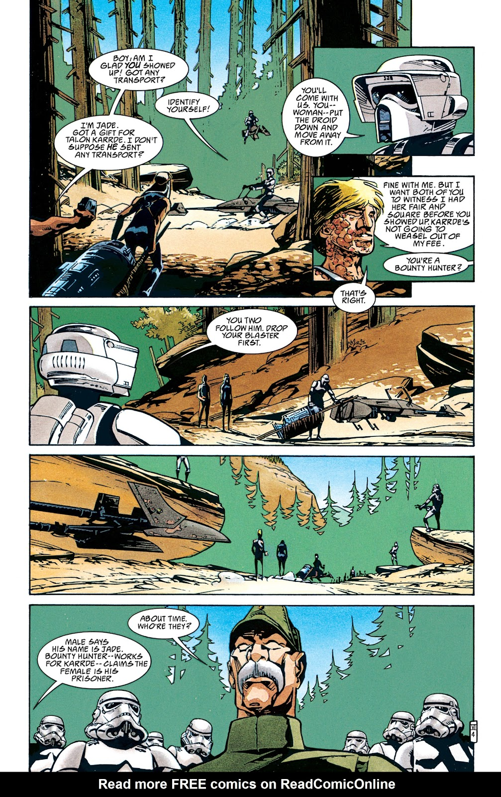 Read online Star Wars Legends: The New Republic - Epic Collection comic -  Issue # TPB 4 (Part 2) - 29