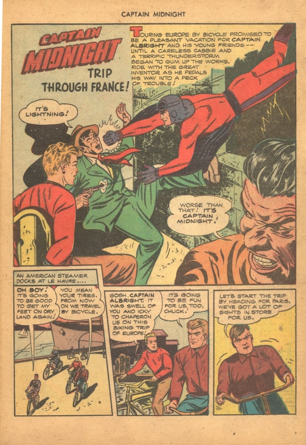 Captain Midnight (1942) issue 61 - Page 25