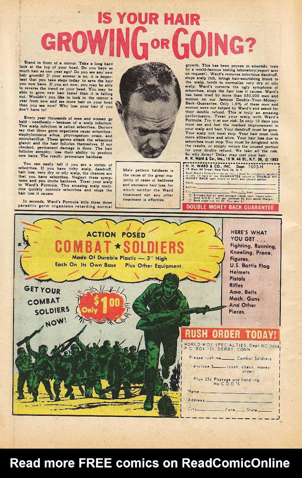 Read online Fightin' Navy comic -  Issue #116 - 6