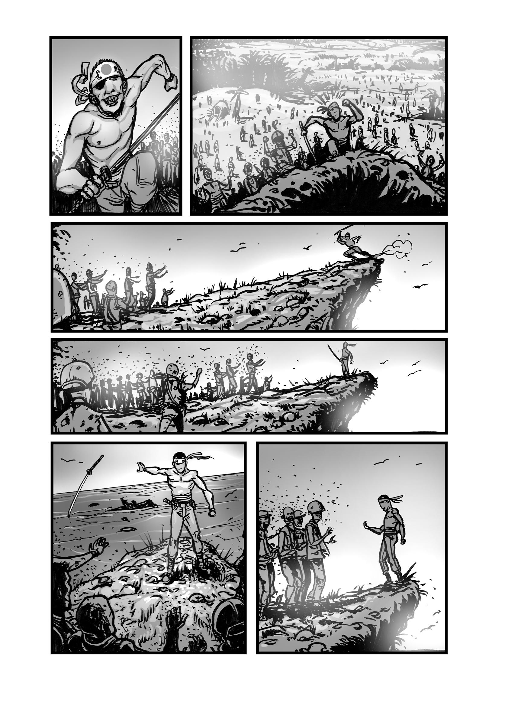 Read online FUBAR comic -  Issue #2 - 63