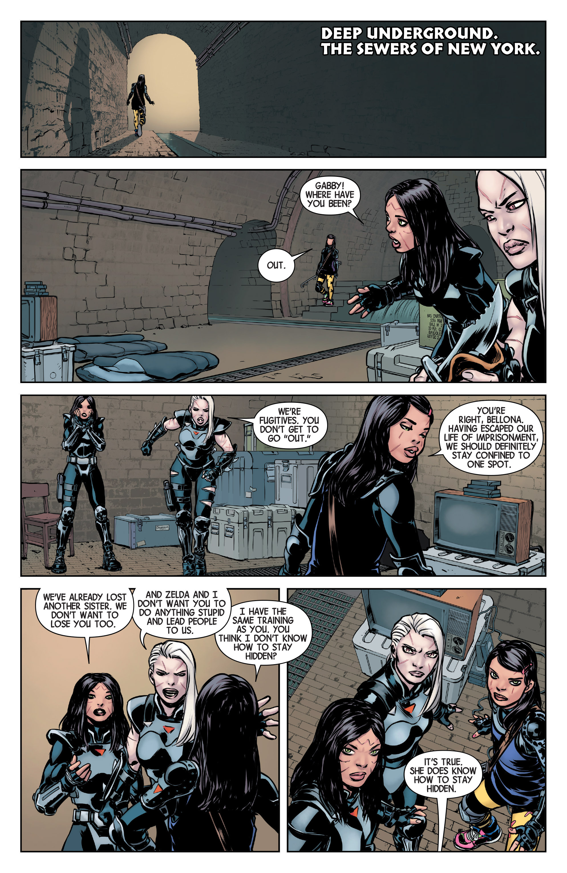 Read online All-New Wolverine (2016) comic -  Issue #2 - 15