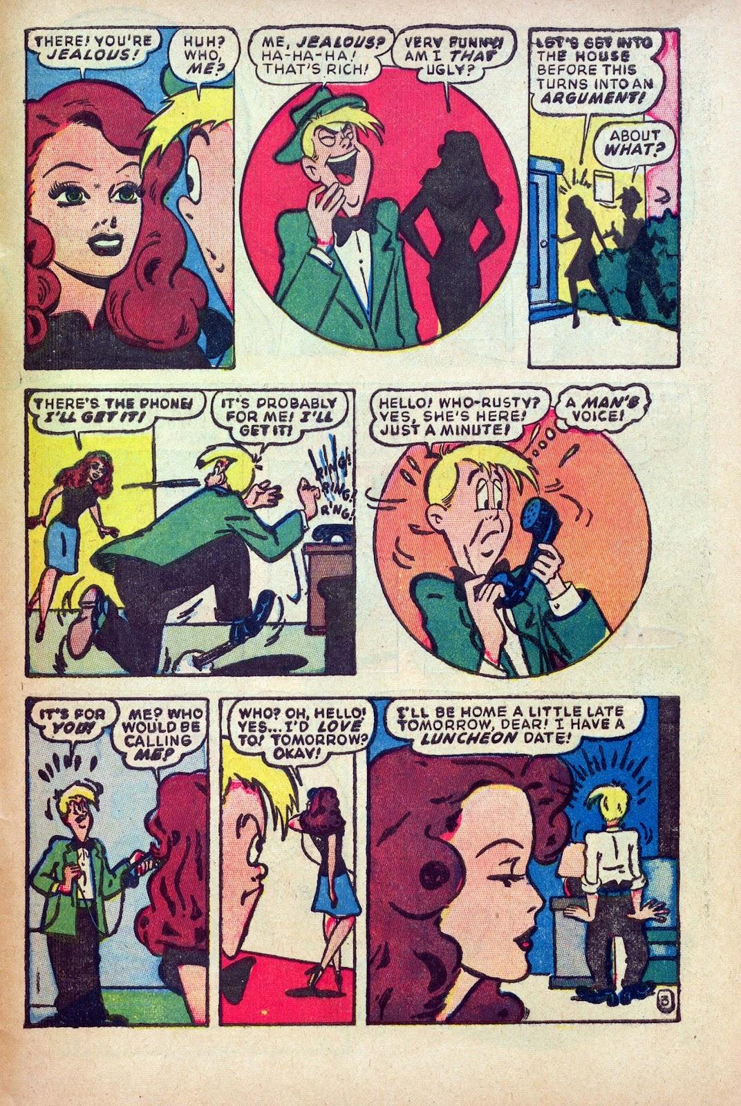 Read online Joker Comics comic -  Issue #31 - 29