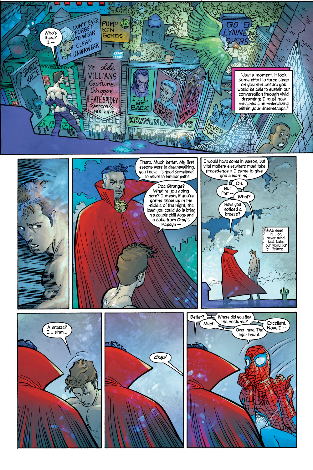 The Amazing Spider-Man (1999) 46 Page 3