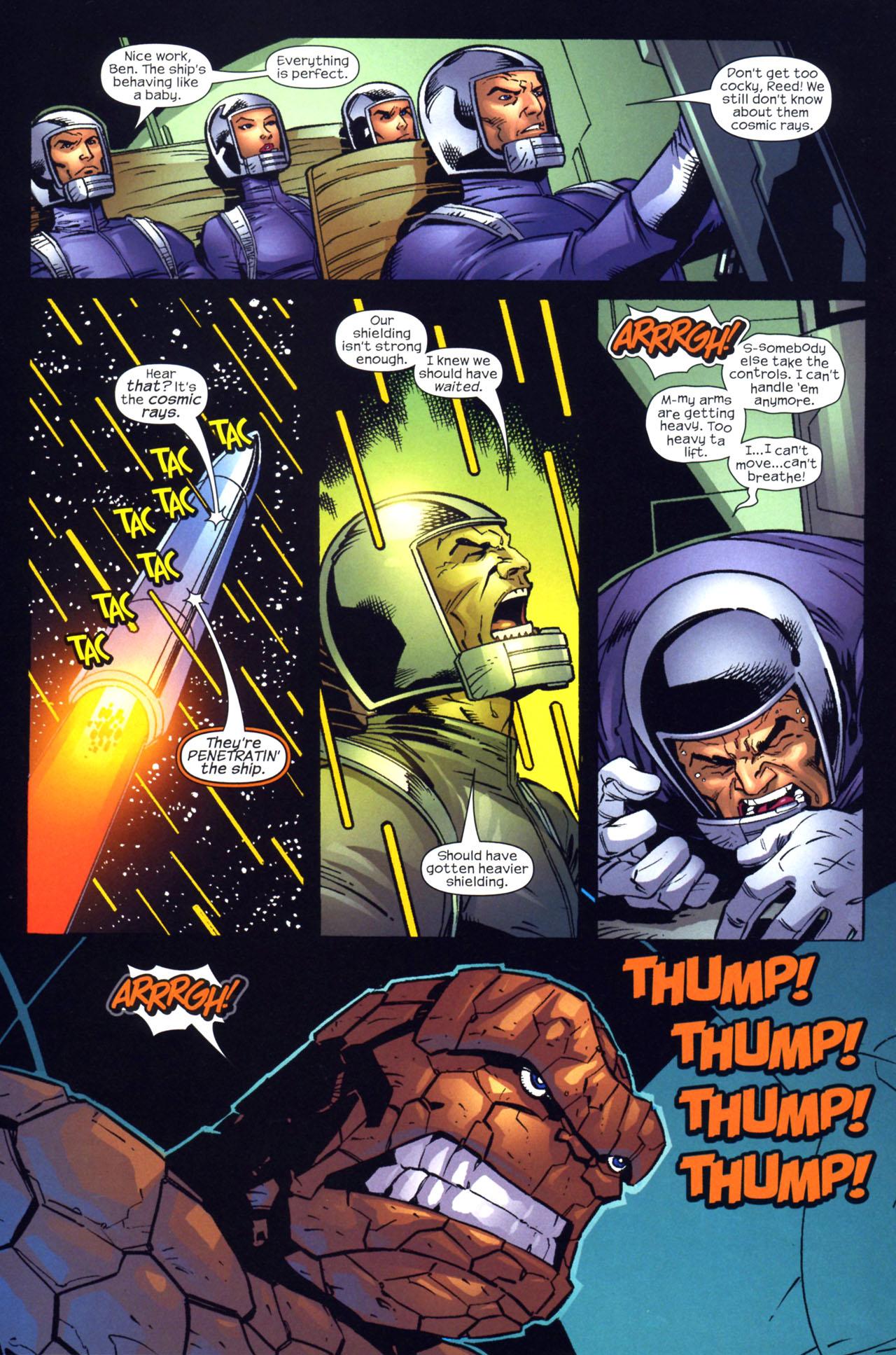 Read online Fantastic Five (2007) comic -  Issue #2 - 13