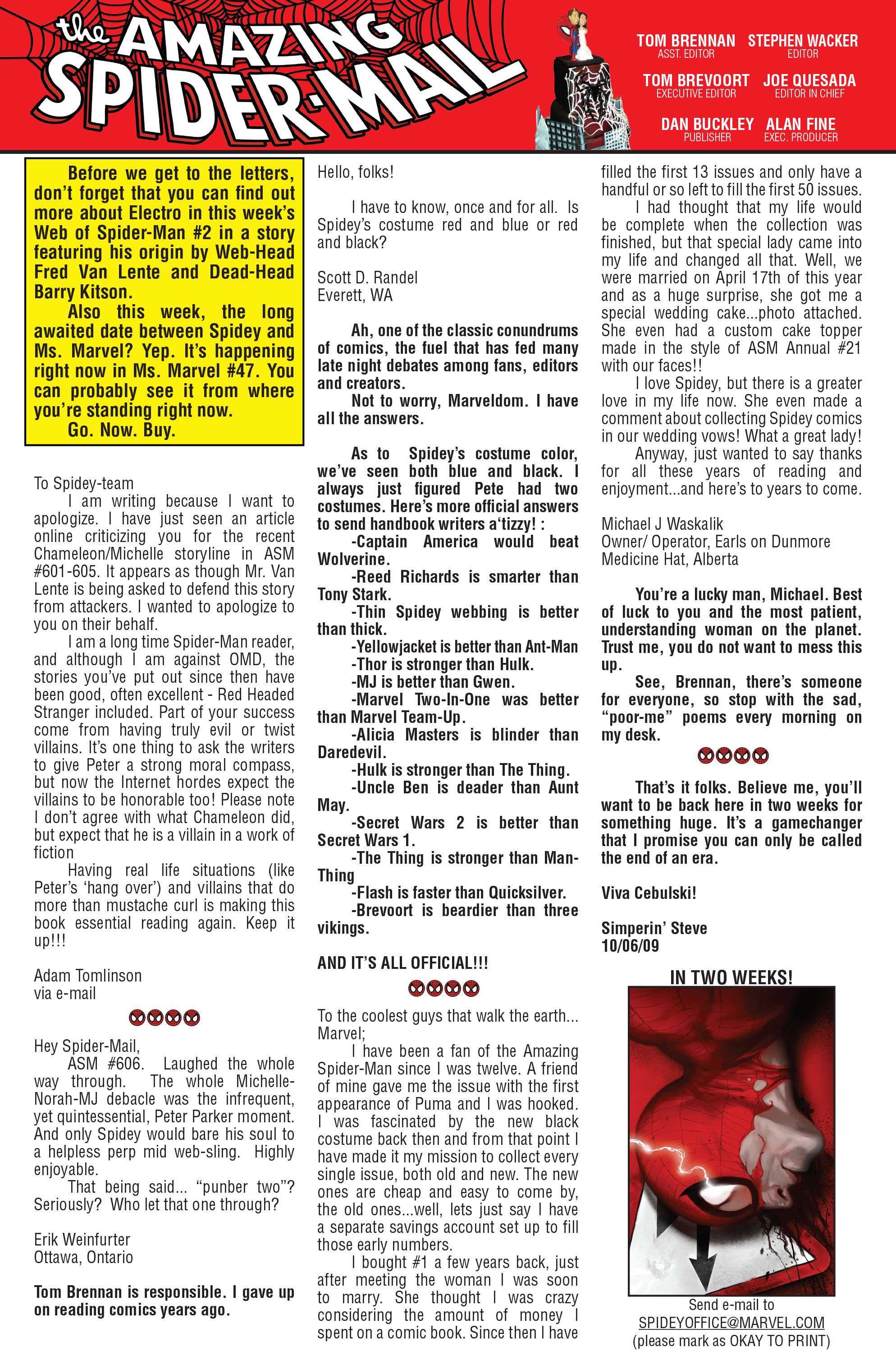 The Amazing Spider-Man (1963) 613 Page 24