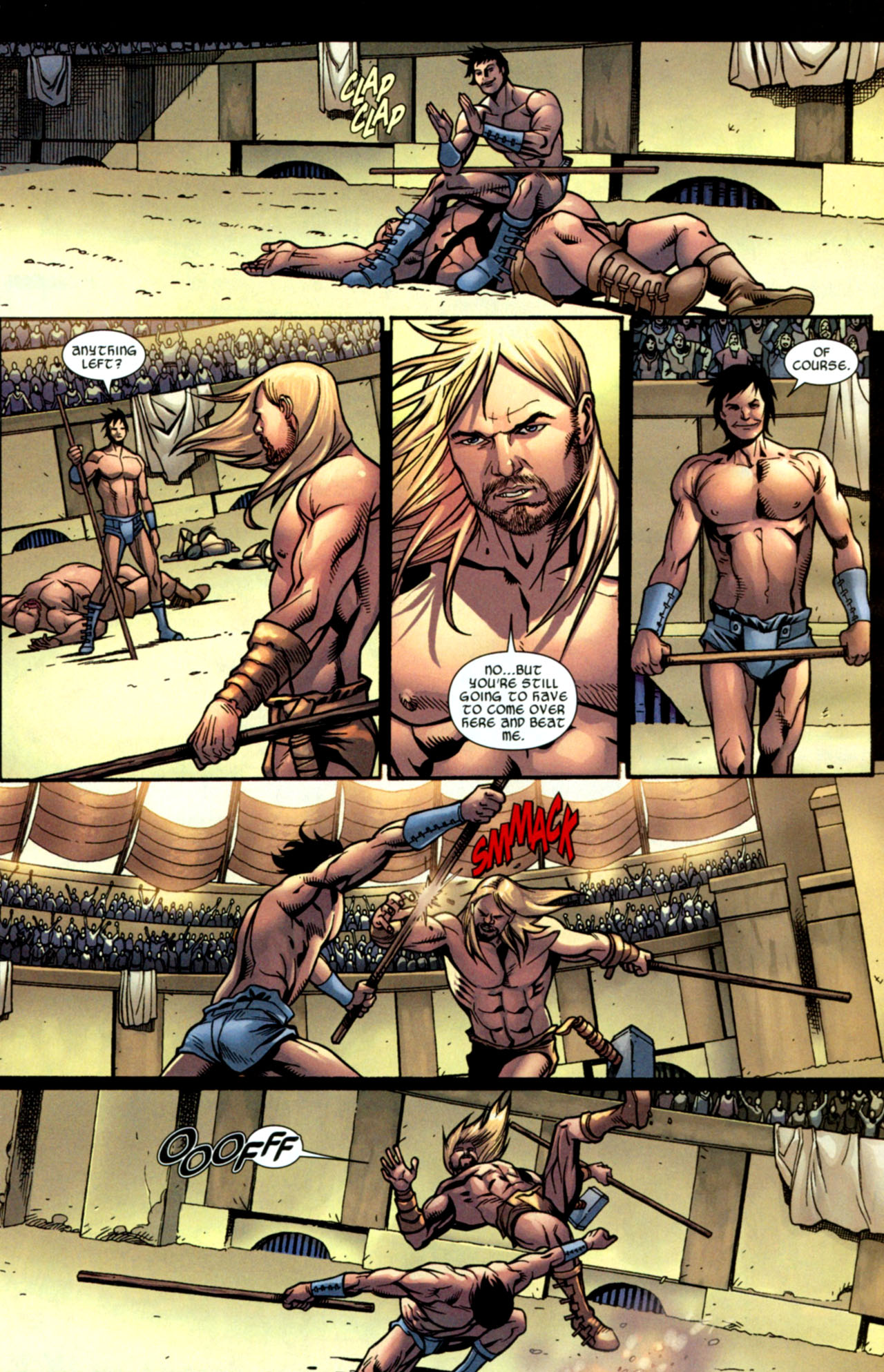 Read online Ultimate Thor comic -  Issue #2 - 10