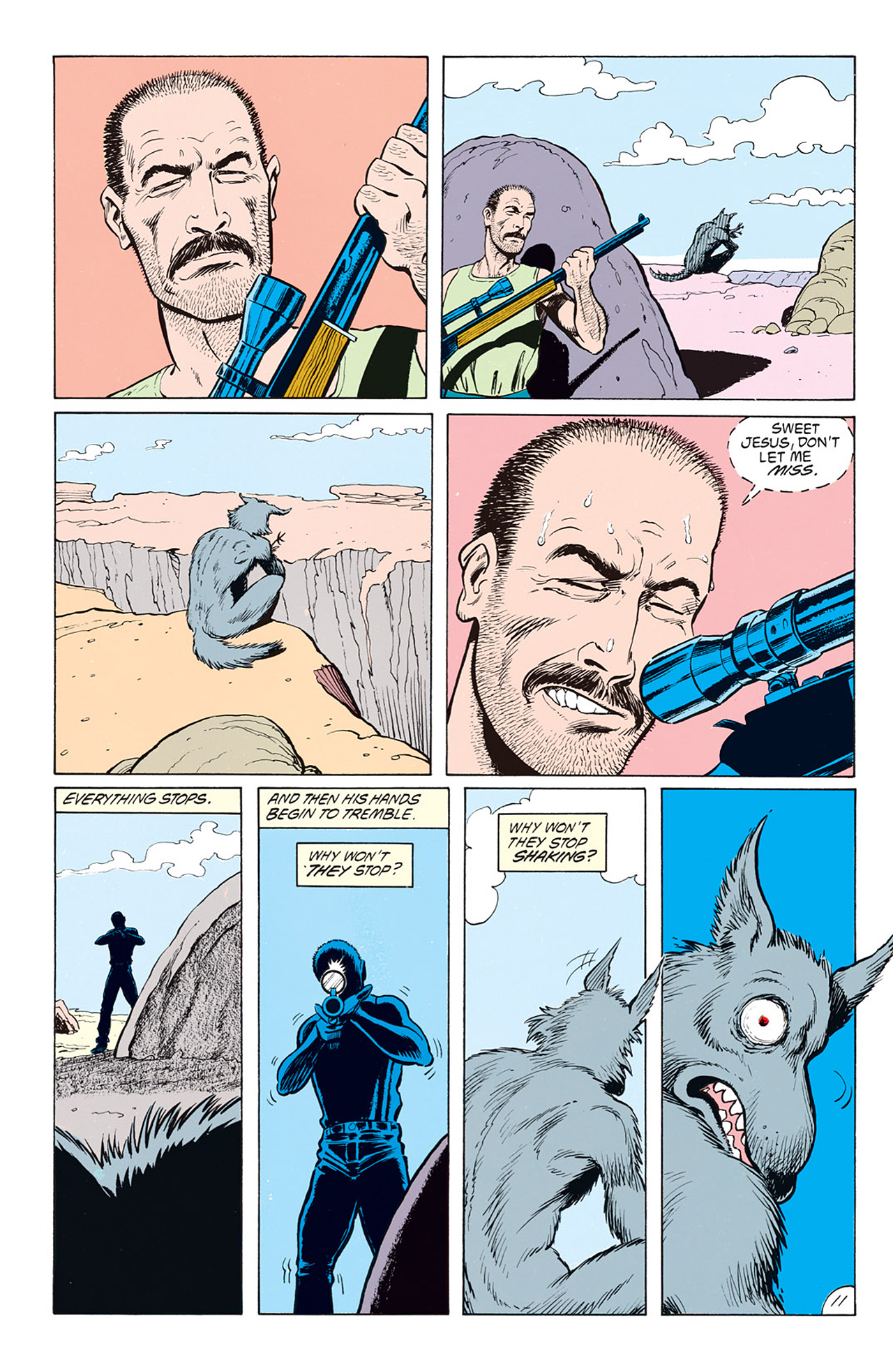 Read online Animal Man (1988) comic -  Issue #5 - 13