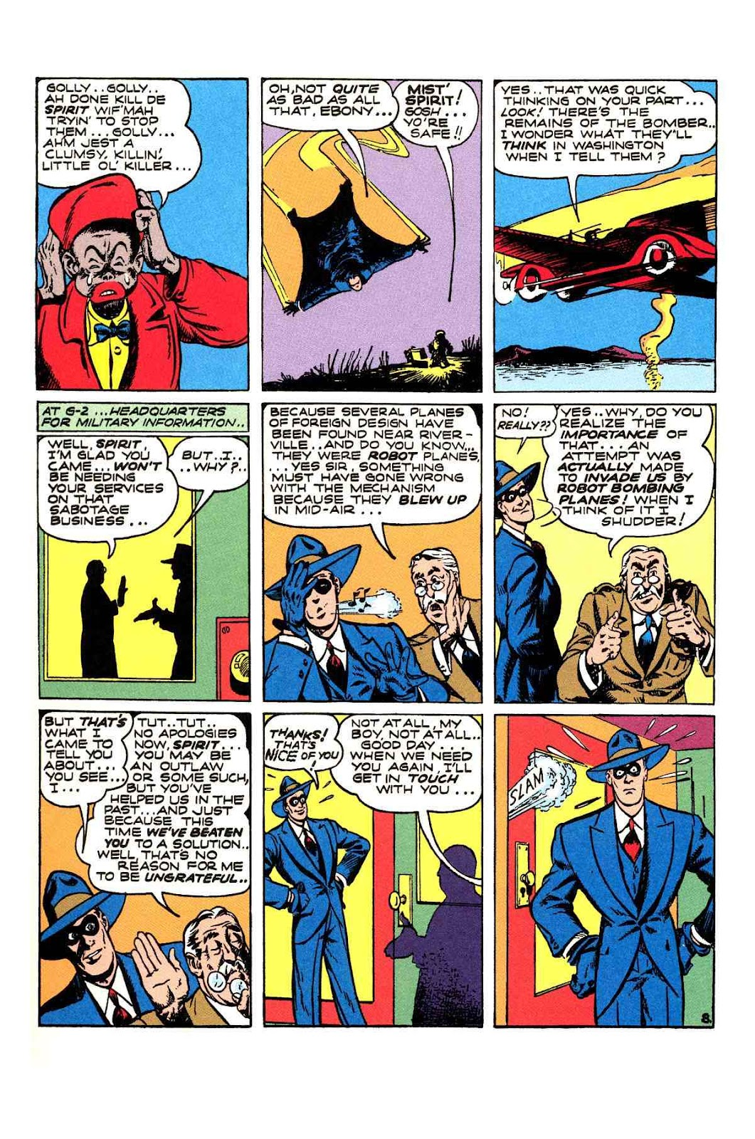 Read online Will Eisner's The Spirit Archives comic -  Issue # TPB 2 (Part 1) - 80