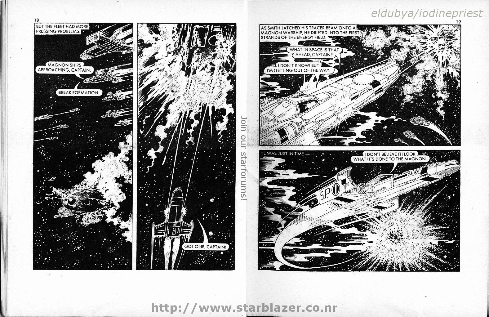 Starblazer issue 107 - Page 11