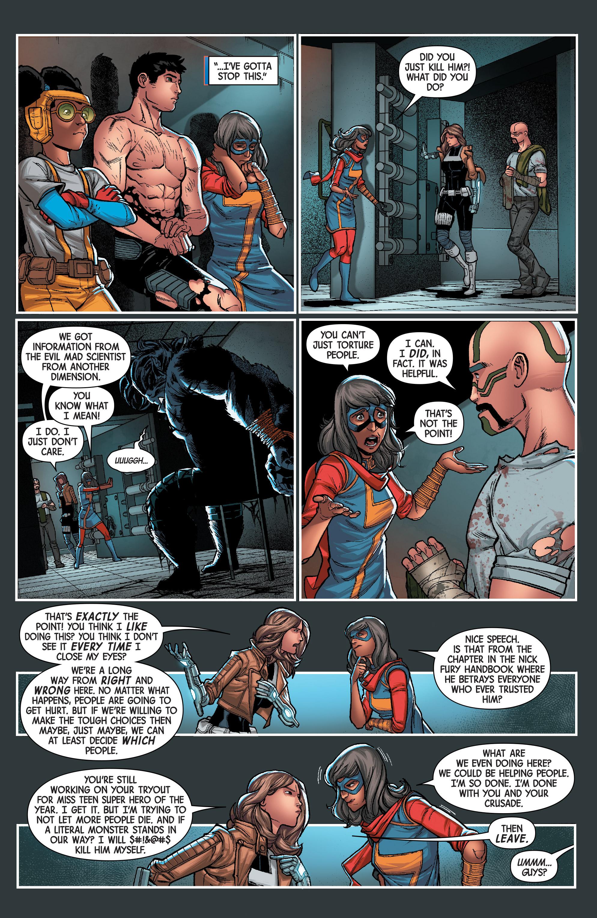 Read online Secret Warriors (2017) comic -  Issue #3 - 20