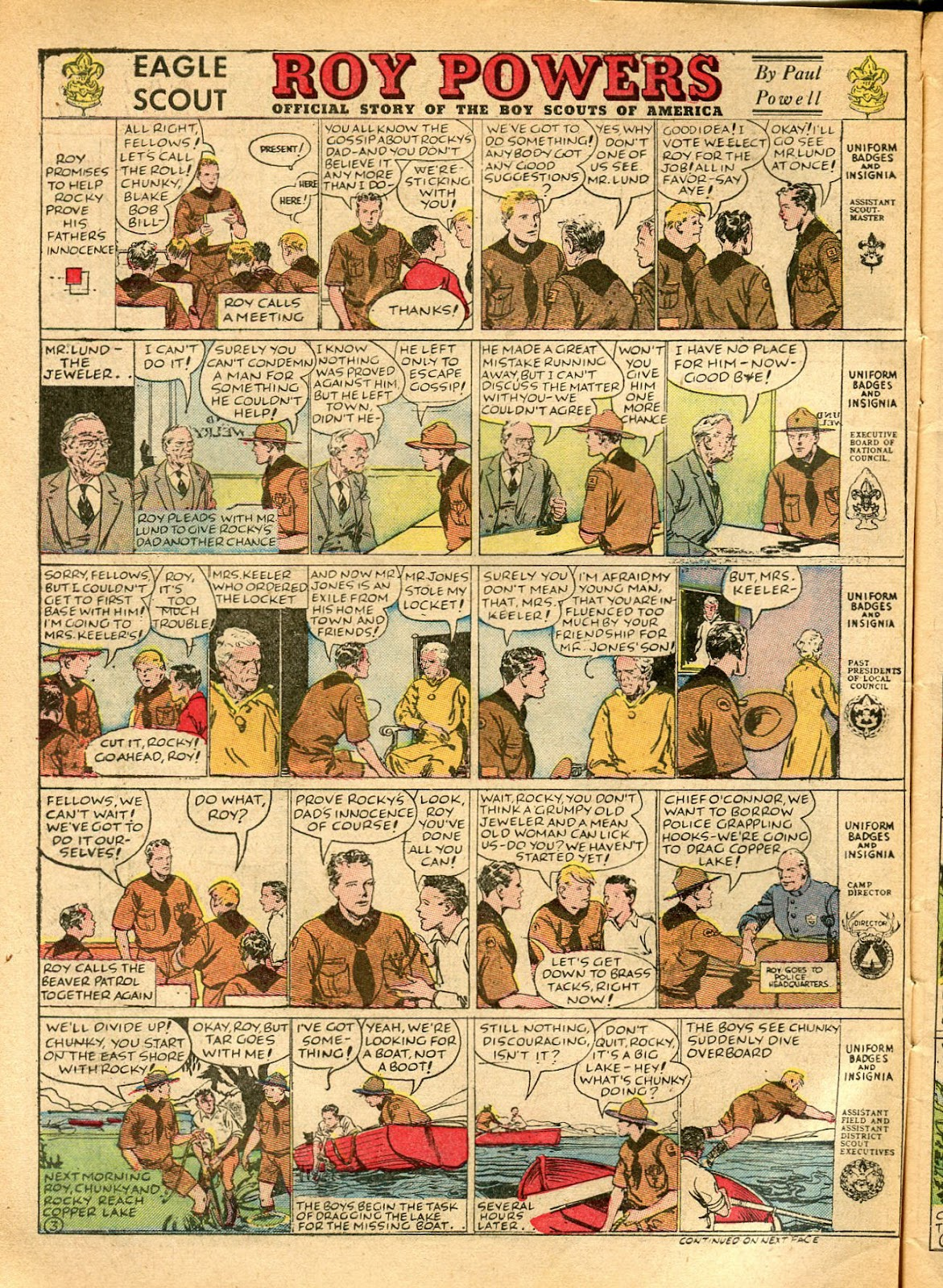 Read online Famous Funnies comic -  Issue #42 - 7