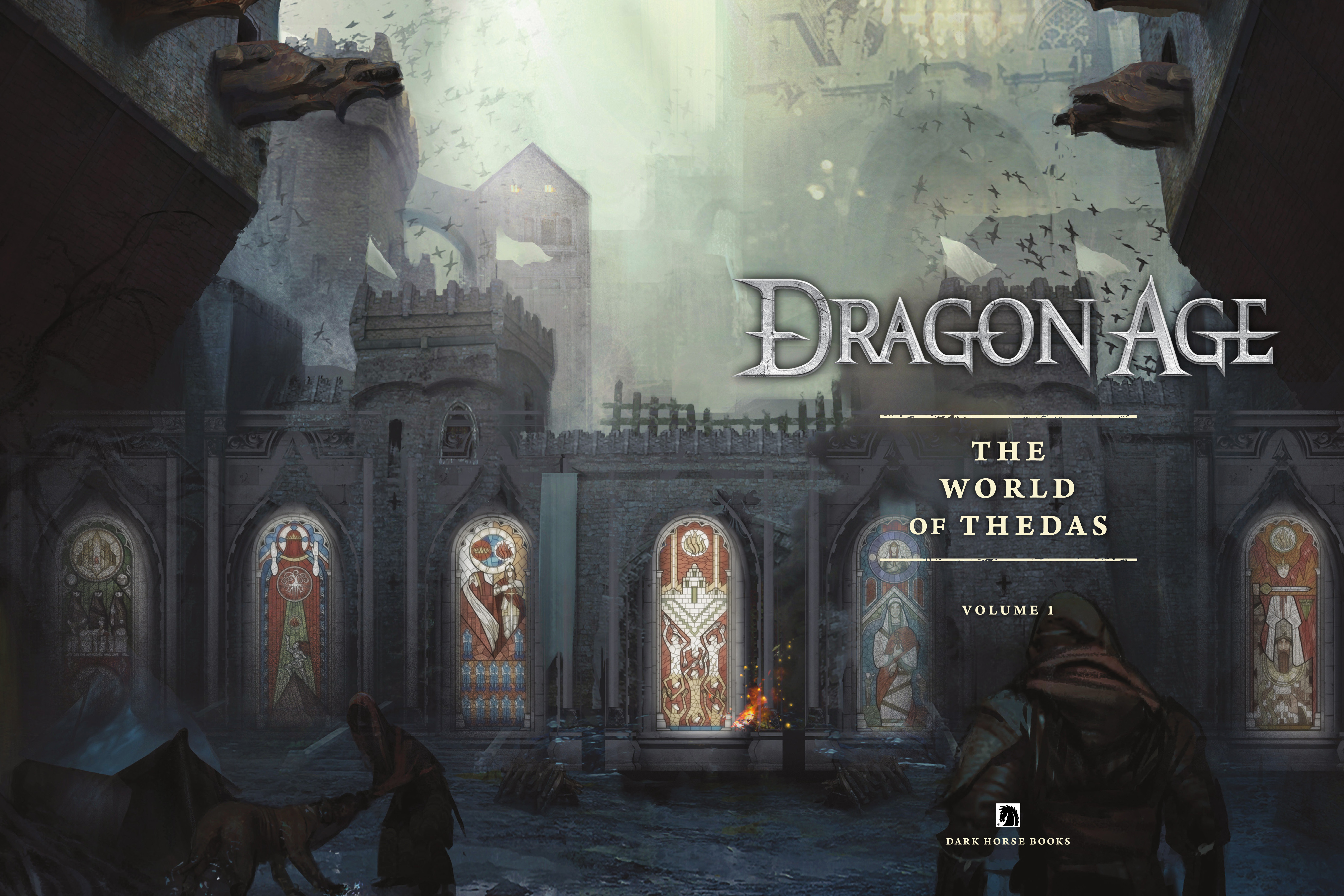 Read online Dragon Age: The World of Thedas comic -  Issue # TPB 1 - 4