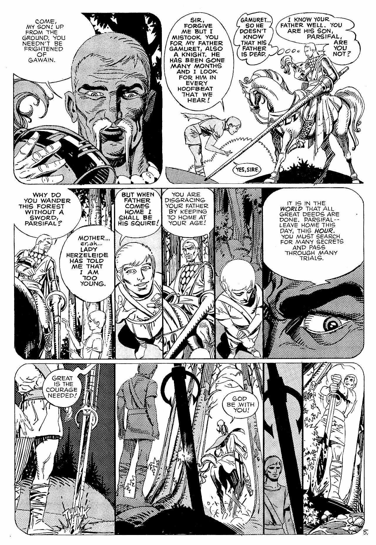 Read online Star*Reach comic -  Issue #10 - 11