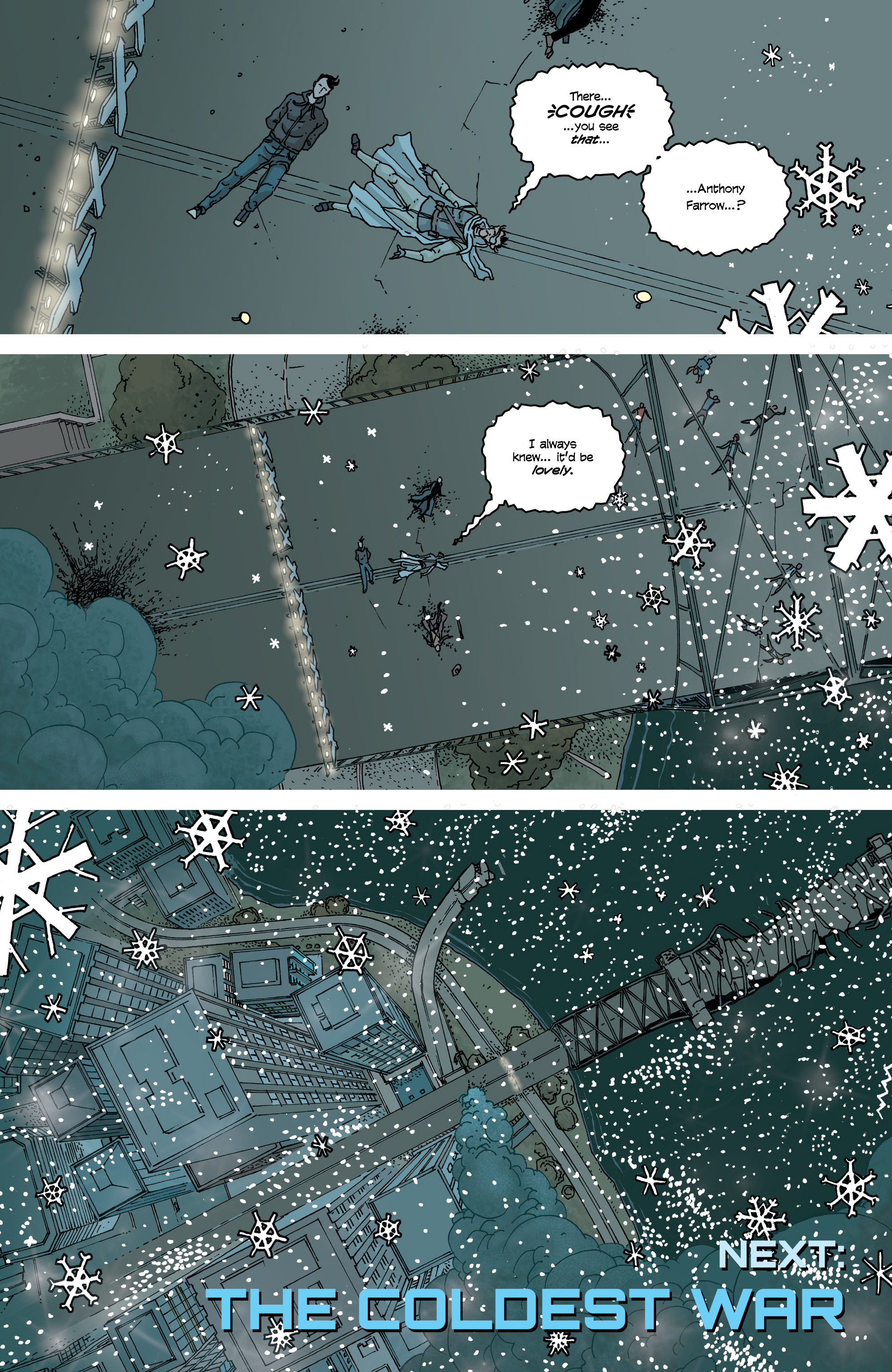Read online Snowfall comic -  Issue #5 - 24