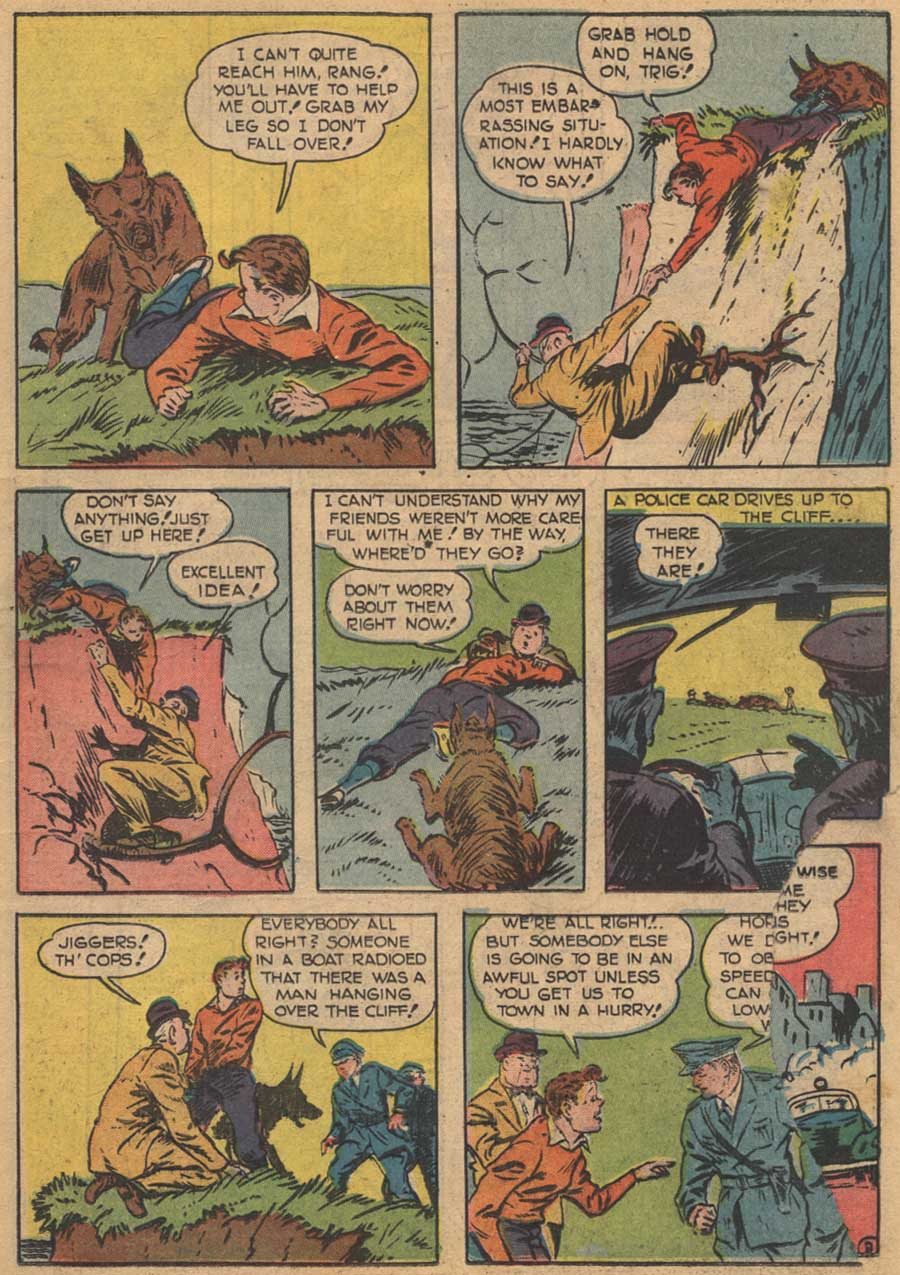 Blue Ribbon Comics (1939) issue 16 - Page 19