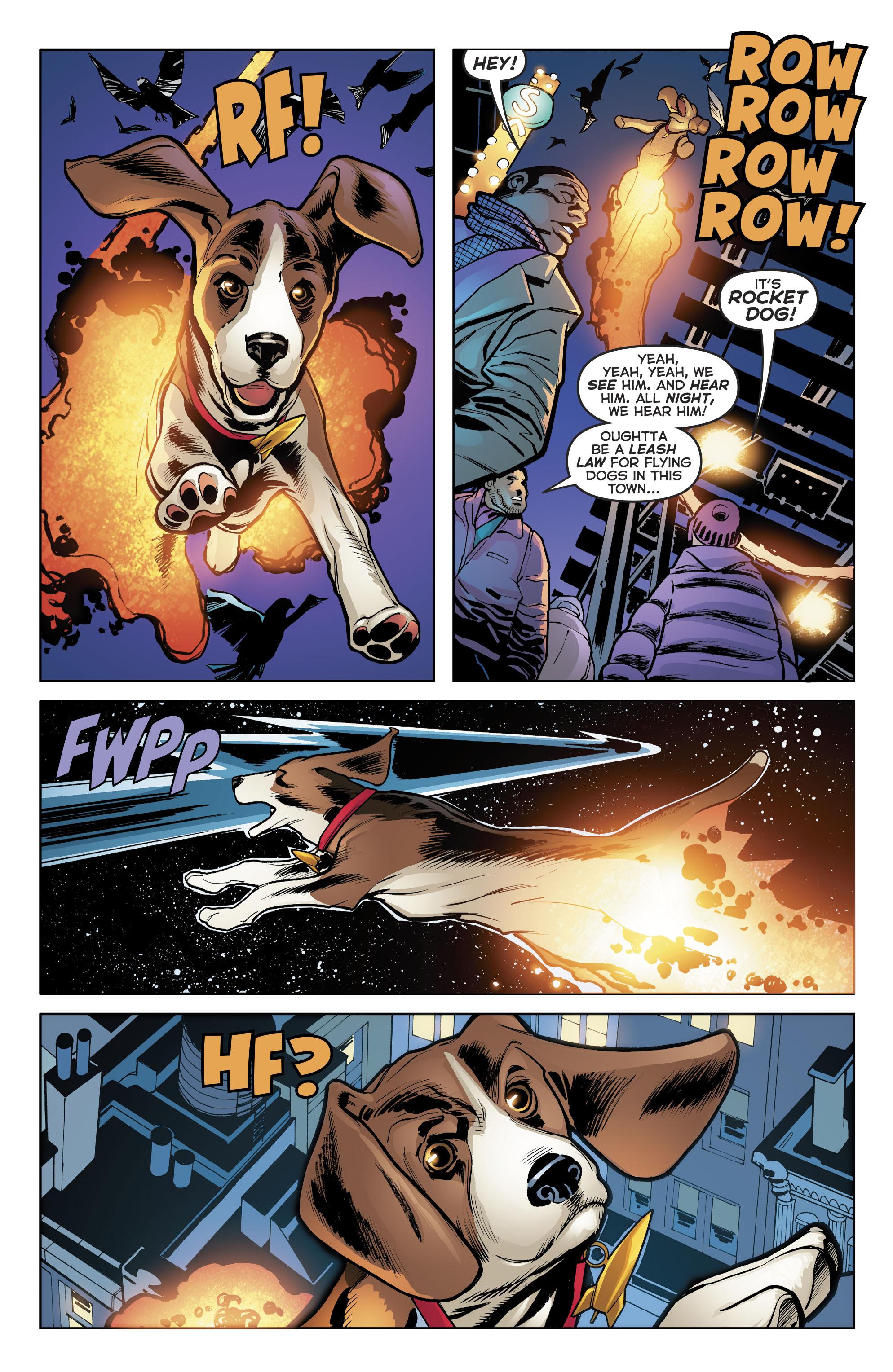 Read online Astro City comic -  Issue #44 - 10
