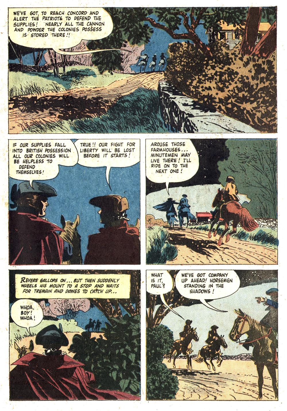 Four Color Comics issue 822 - Page 23