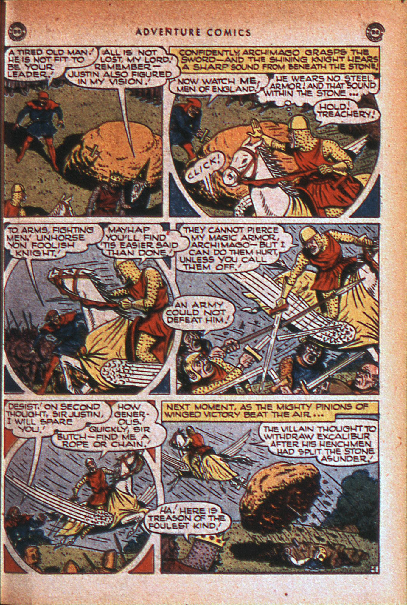 Read online Adventure Comics (1938) comic -  Issue #124 - 18