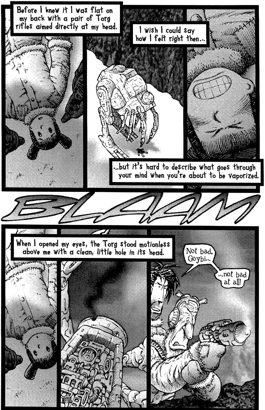 Read online Akiko comic -  Issue #Akiko _TPB 3 - 8