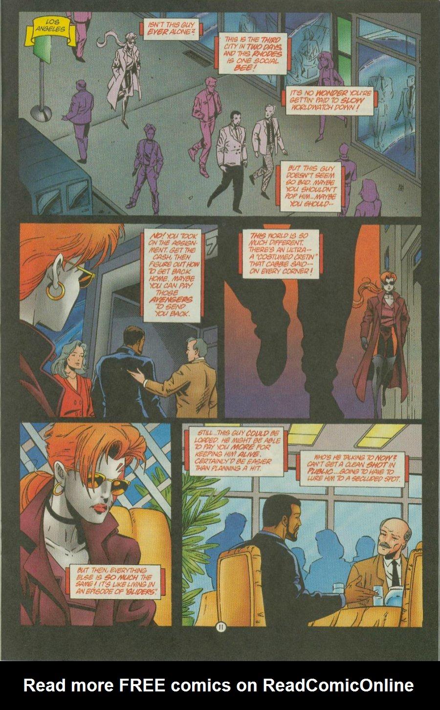 Read online Siren comic -  Issue #1 - 13