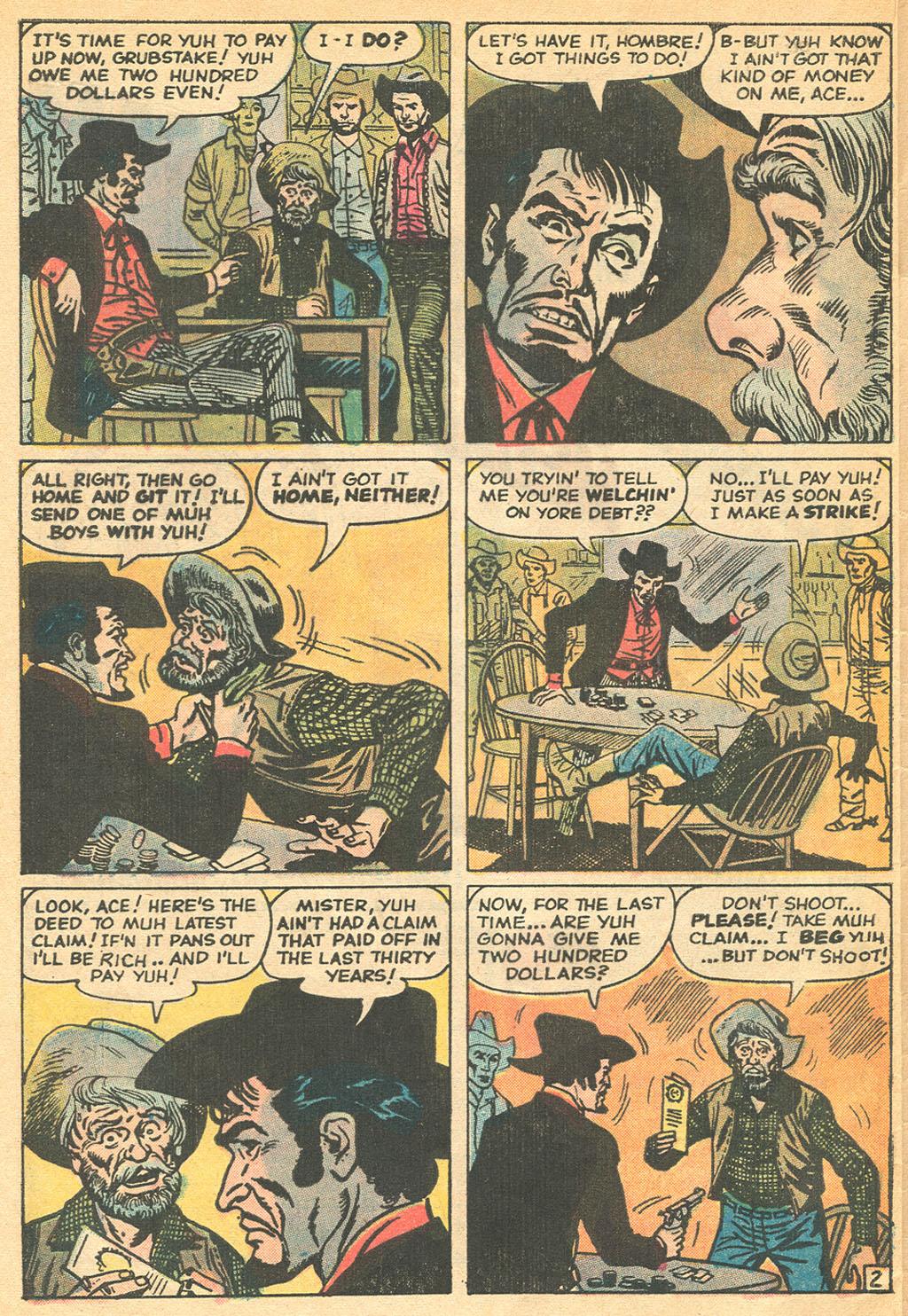 Read online Two-Gun Kid comic -  Issue #115 - 32