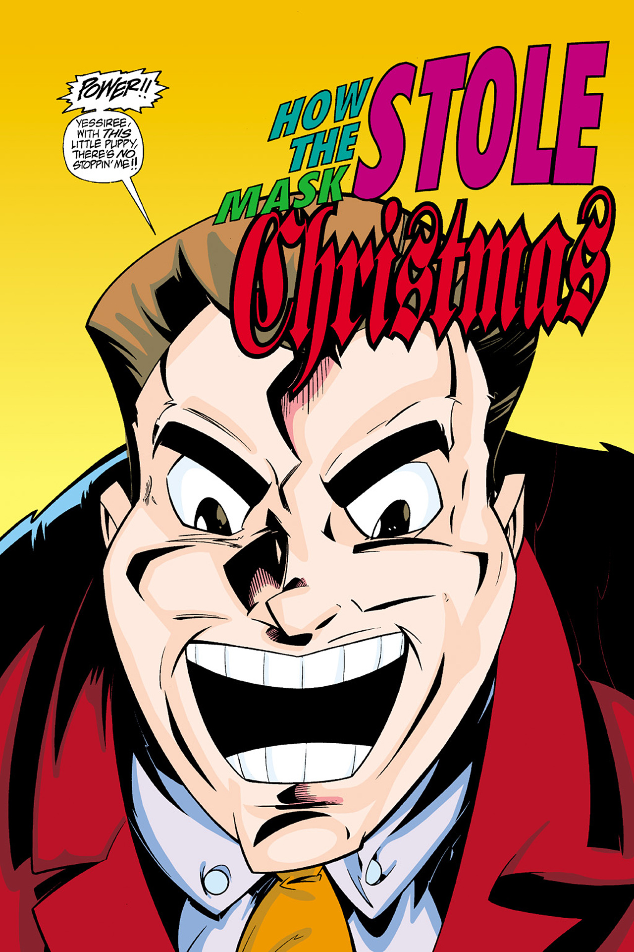 Read online Adventures Of The Mask Omnibus comic -  Issue #Adventures Of The Mask Omnibus Full - 304