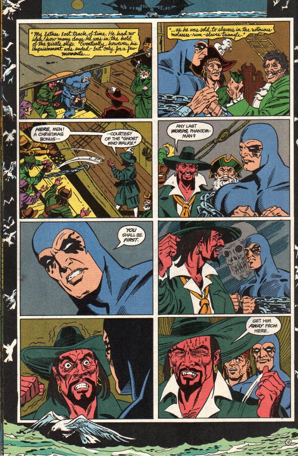 Read online The Phantom (1988) comic -  Issue #2 - 16