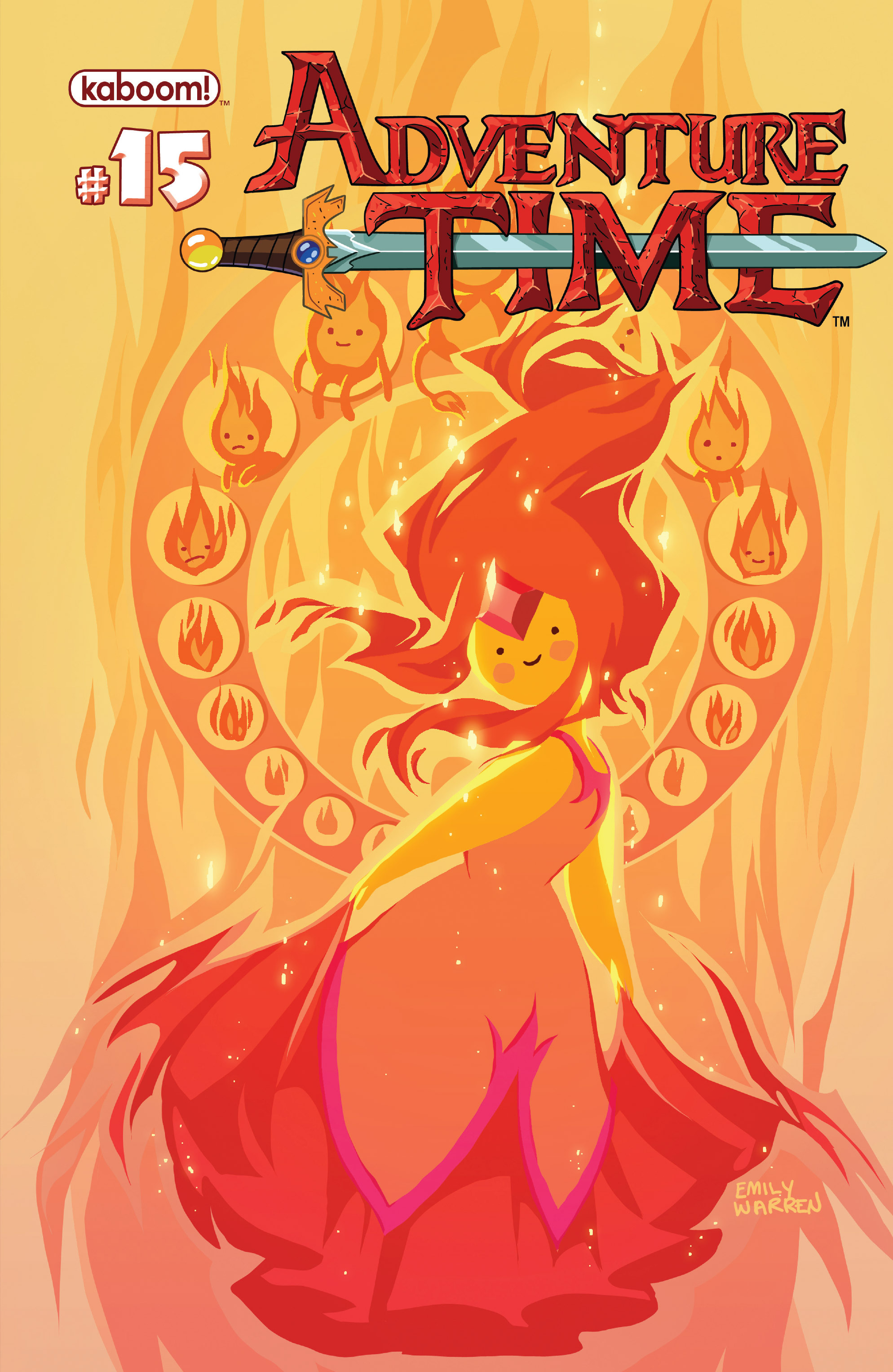 Read online Adventure Time comic -  Issue #15 - 2