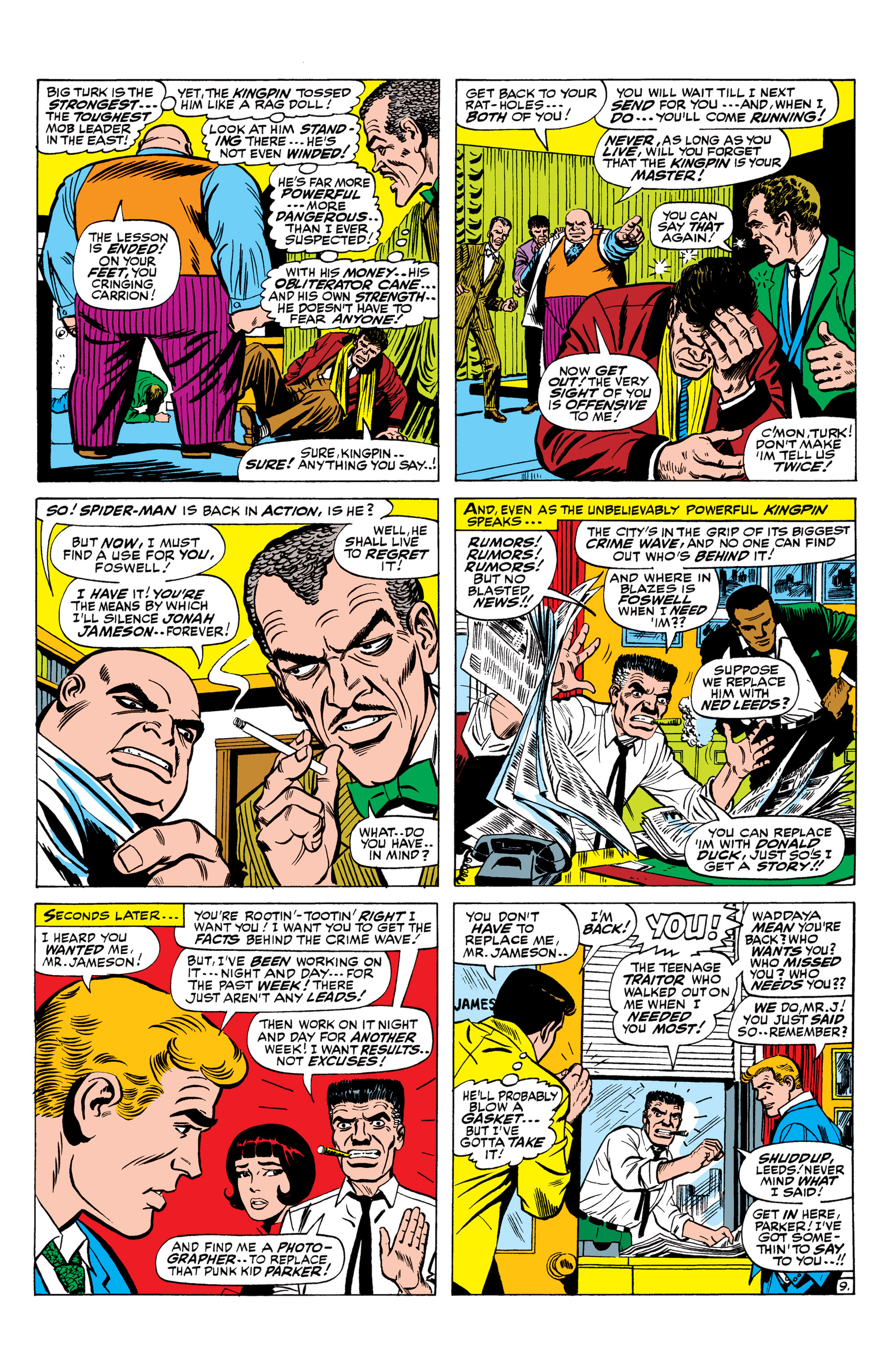The Amazing Spider-Man (1963) 51 Page 9