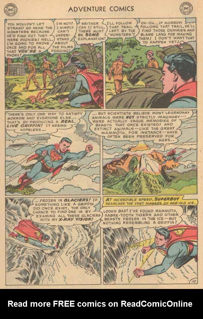 Read online Adventure Comics (1938) comic -  Issue #185 - 12
