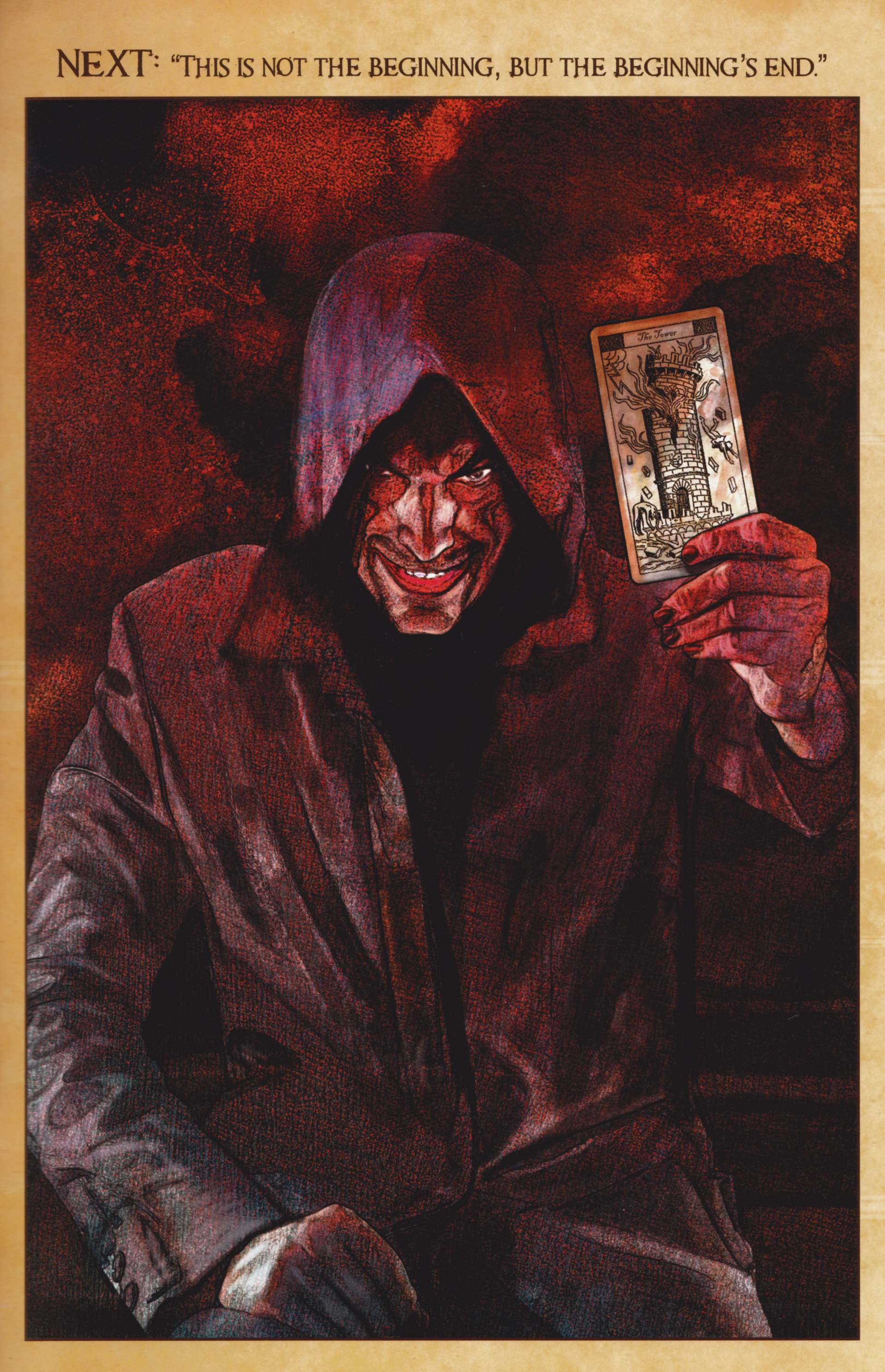 Read online Dark Tower: The Gunslinger - The Man in Black comic -  Issue #4 - 30
