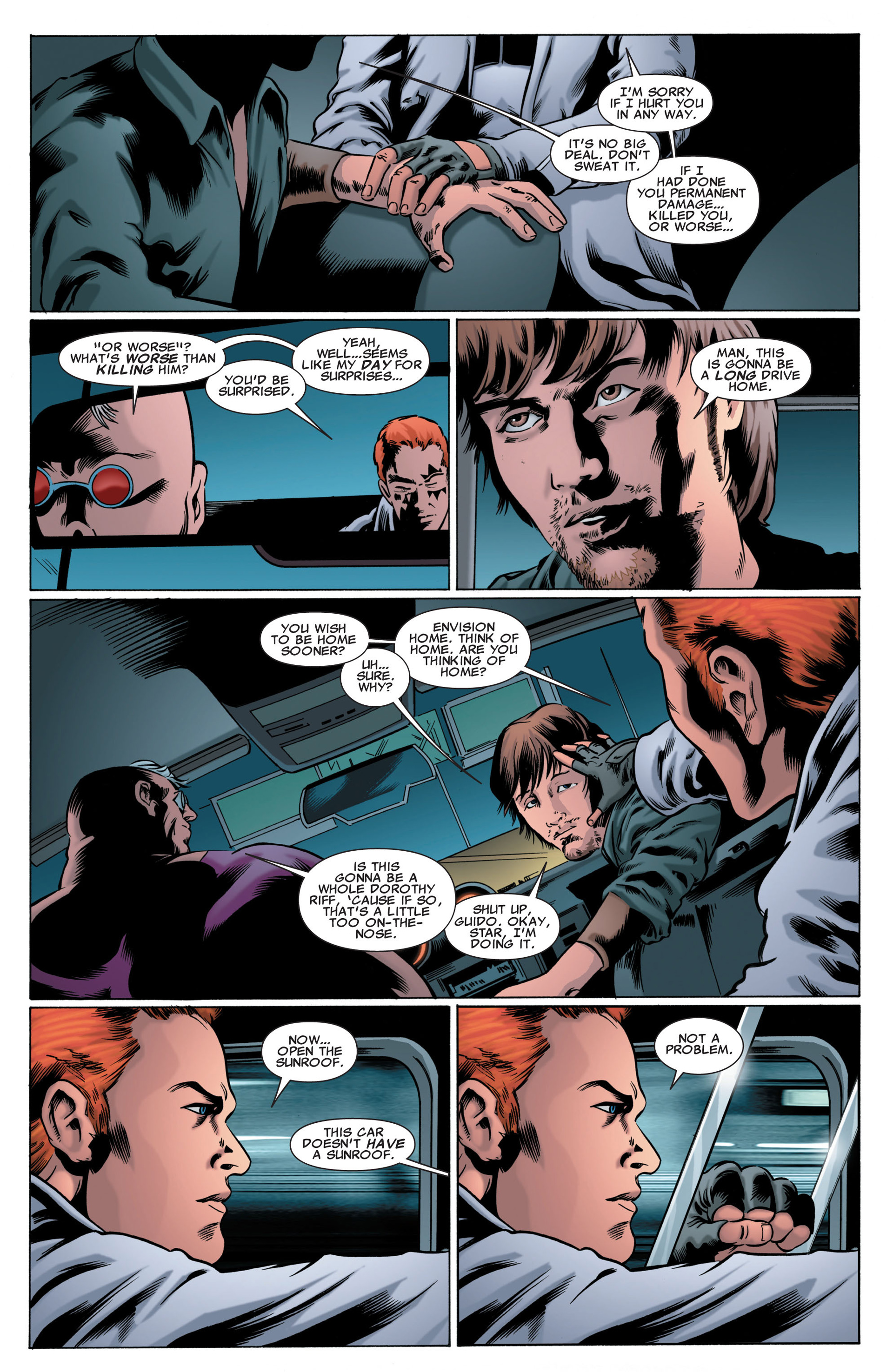 Read online X-Factor (2006) comic -  Issue #49 - 7