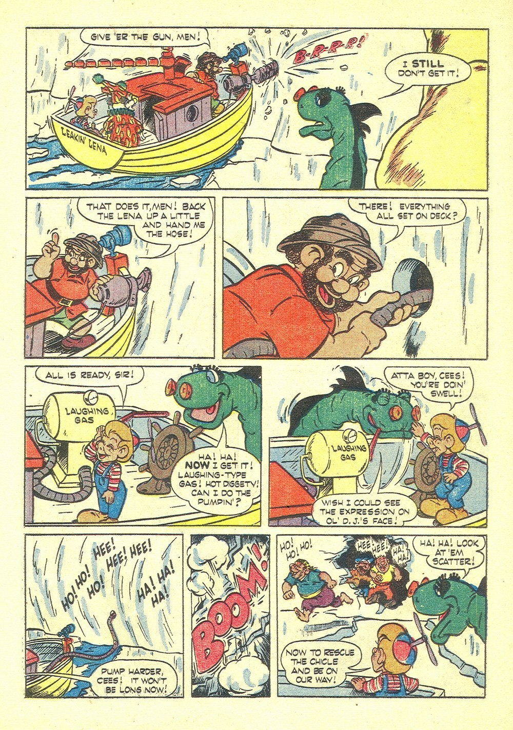 Four Color Comics issue 635 - Page 26