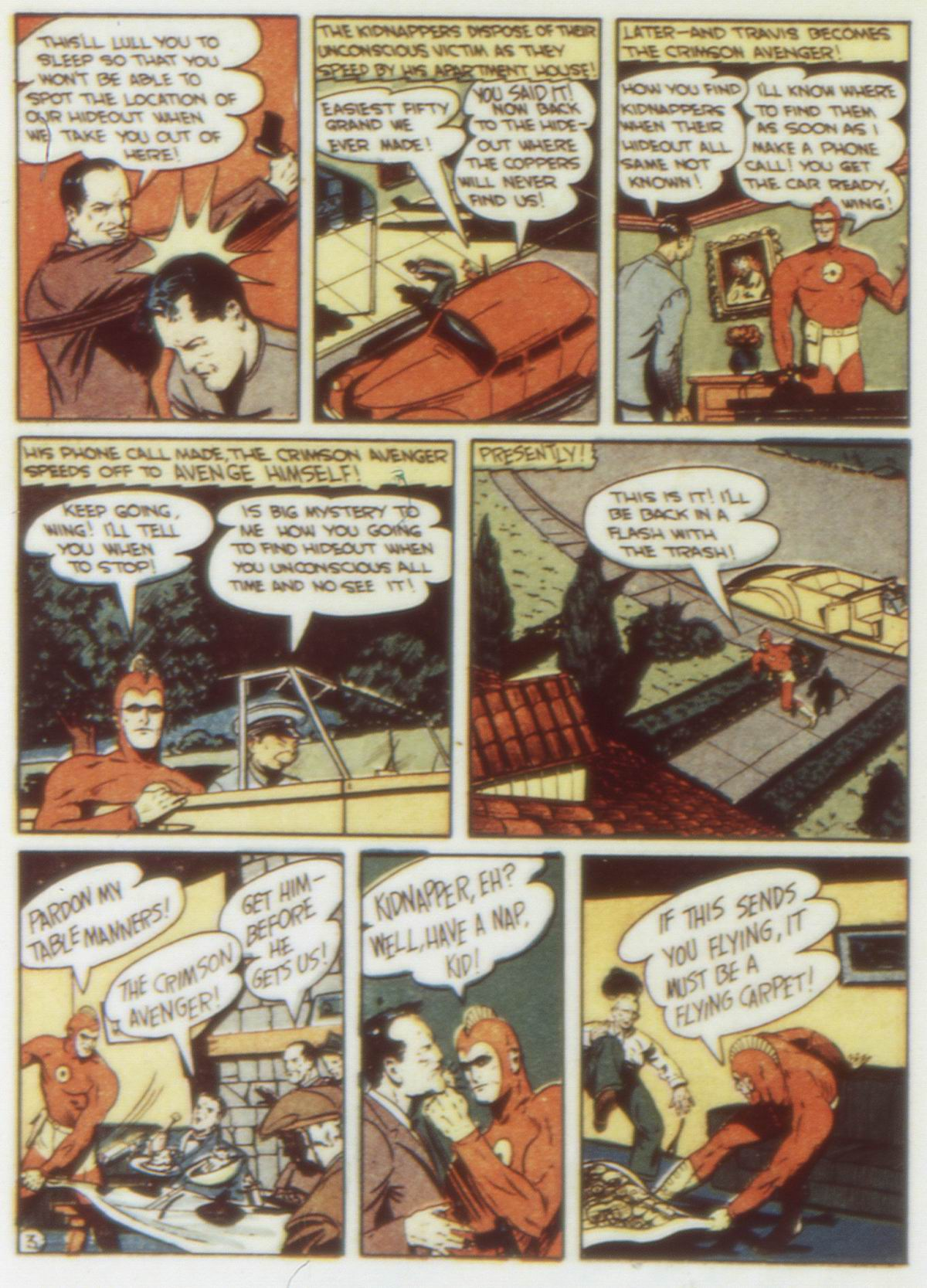 Read online Detective Comics (1937) comic -  Issue #58 - 48