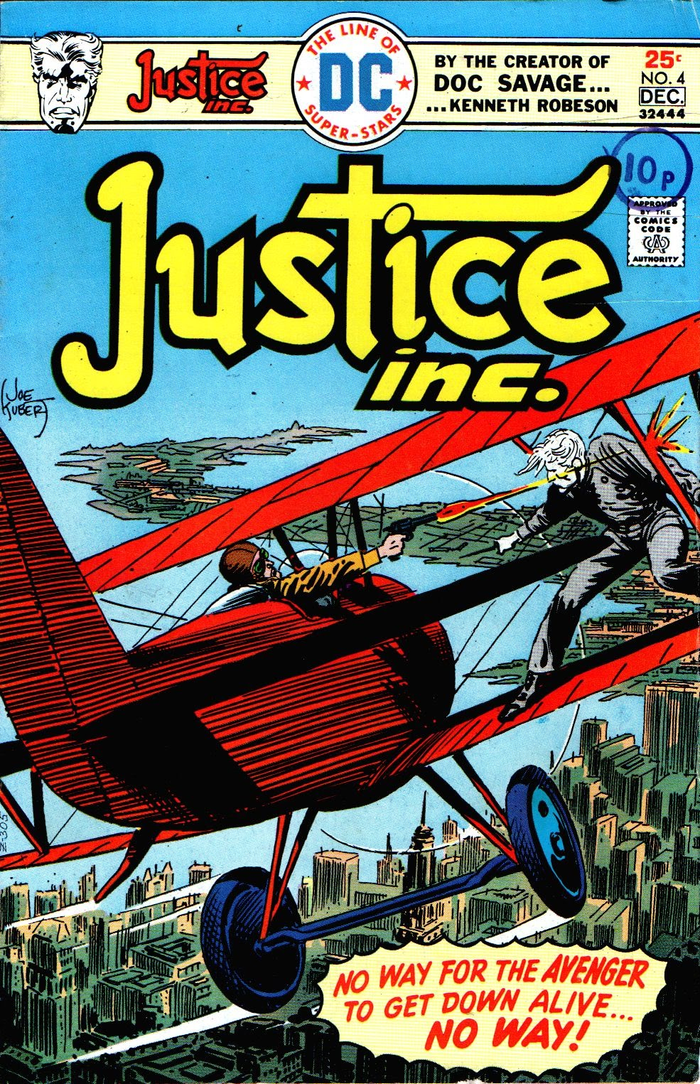Justice, Inc. (1975) 4 Page 1