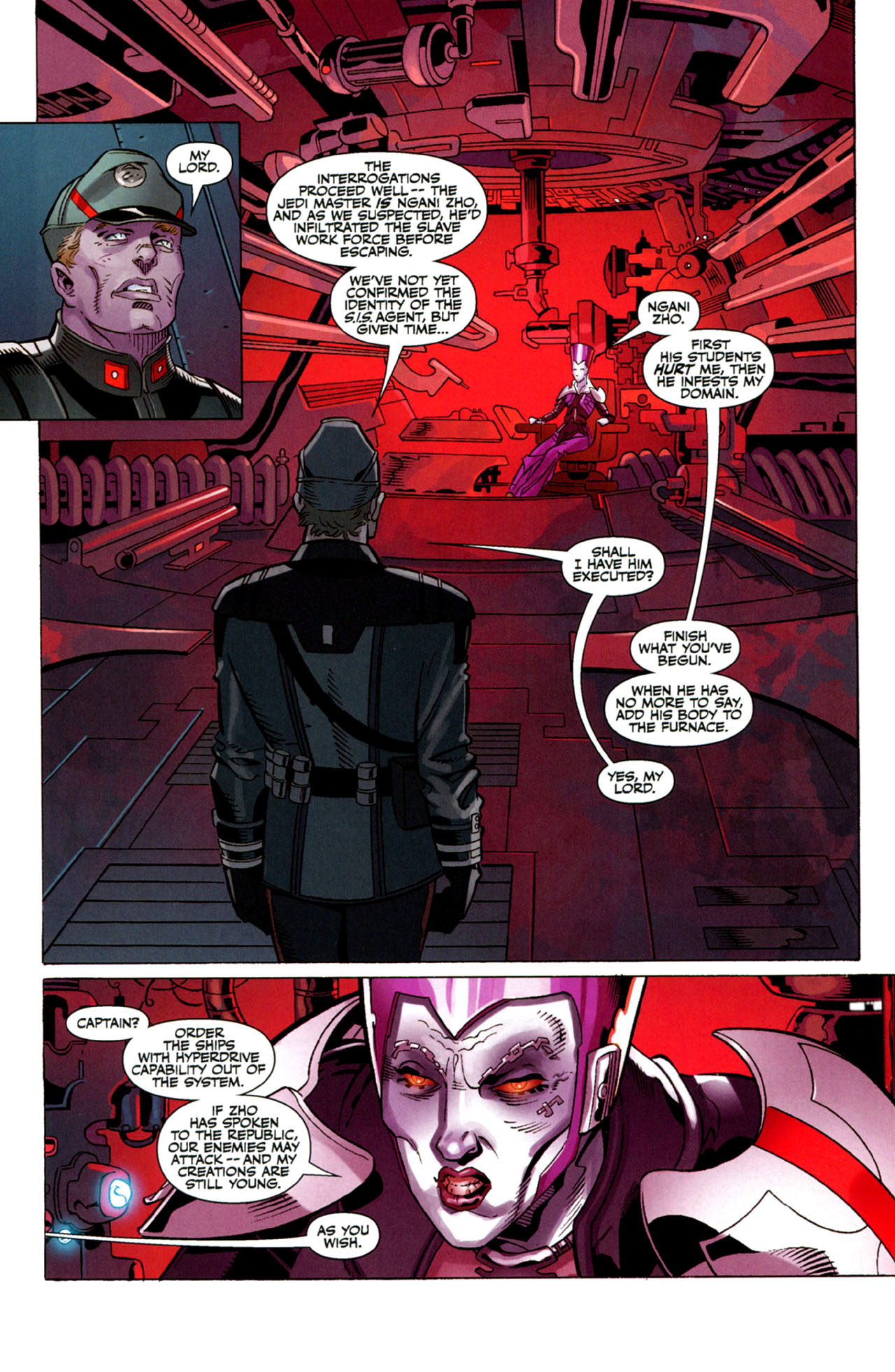 Read online Star Wars: The Old Republic - The Lost Suns comic -  Issue #4 - 17