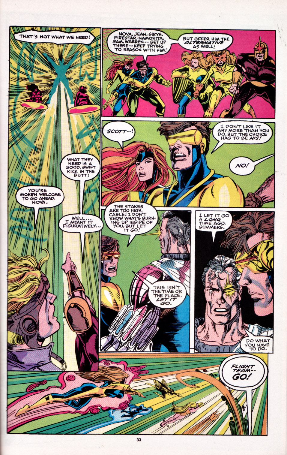 Read online X-Factor (1986) comic -  Issue # _ Annual 6 - 29