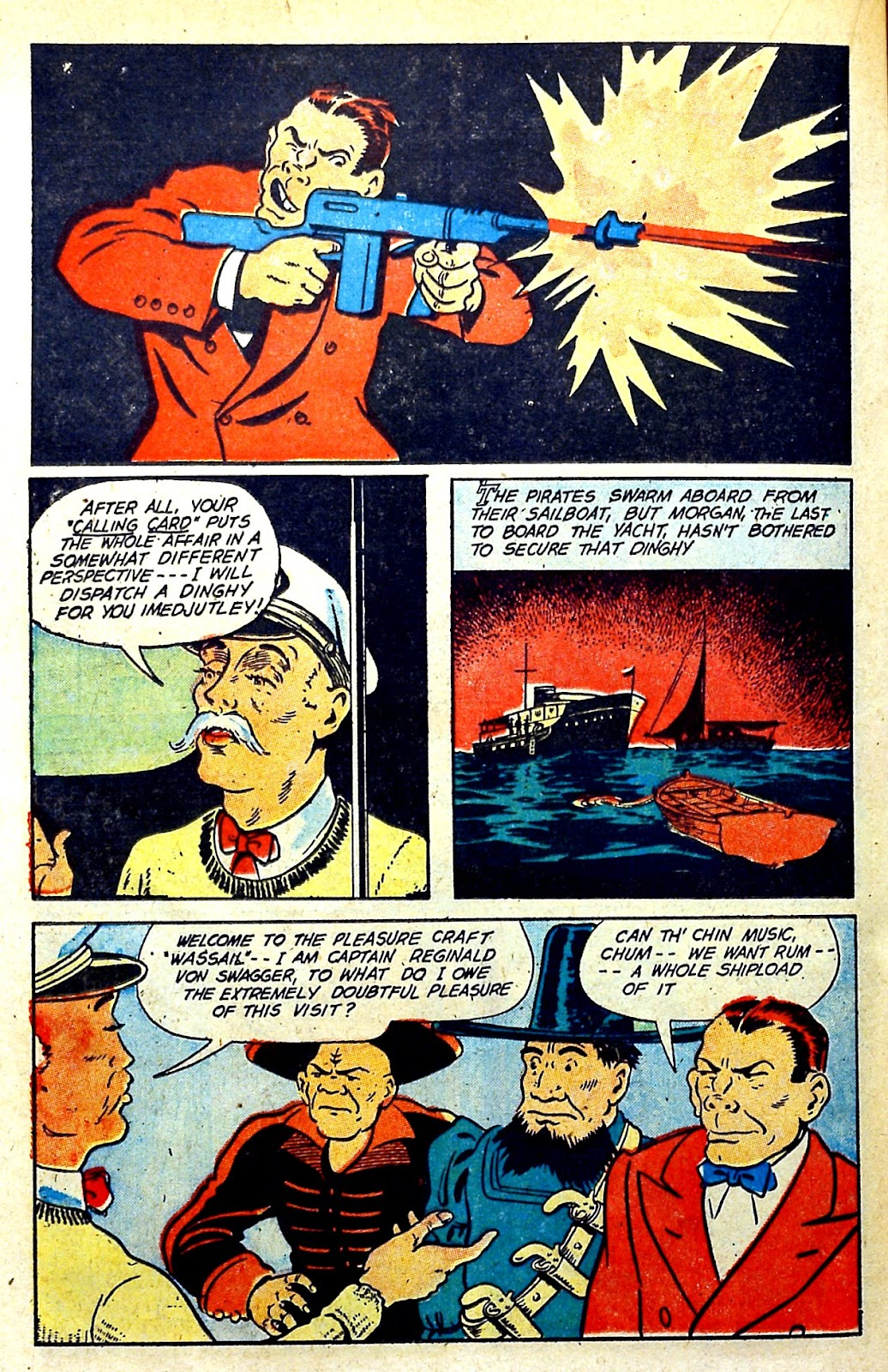 Read online Famous Funnies comic -  Issue #145 - 32