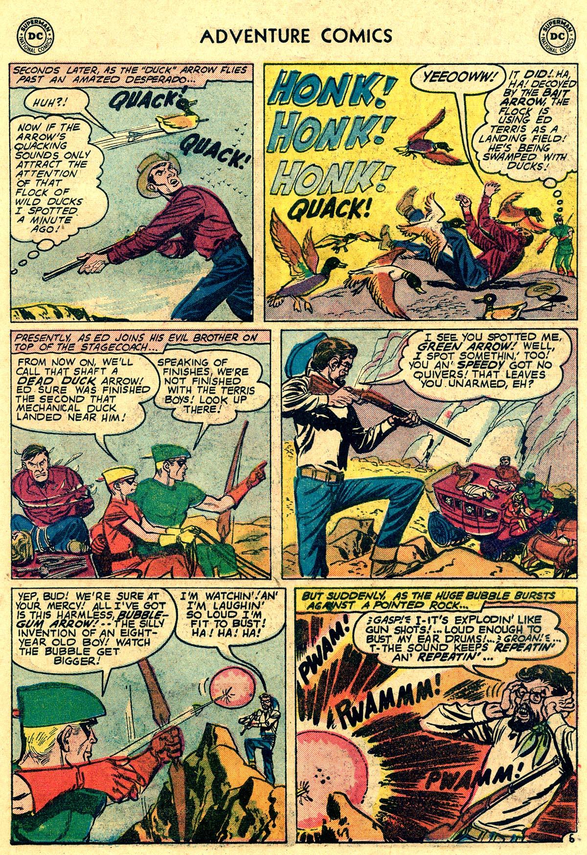 Read online Adventure Comics (1938) comic -  Issue #265 - 31