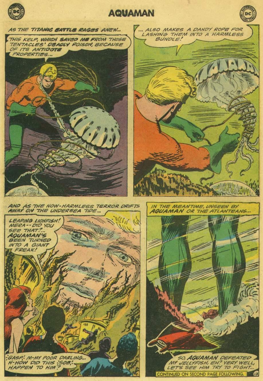 Aquaman (1962) Issue #21 #21 - English 18