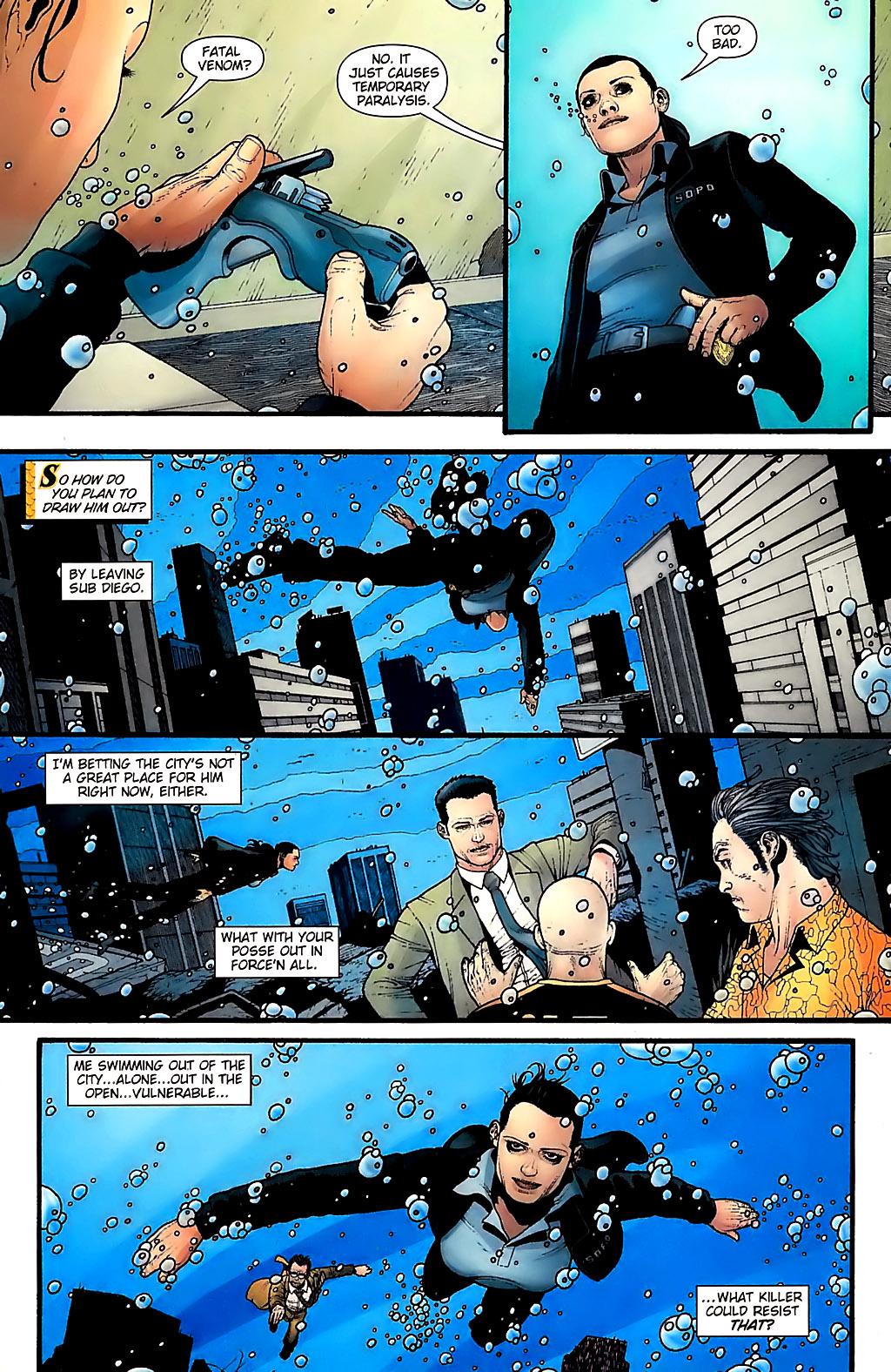Read online Aquaman (2003) comic -  Issue #31 - 11