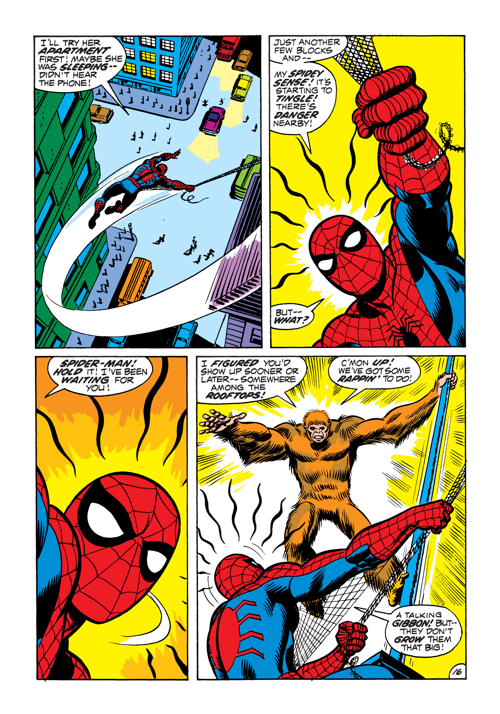 The Amazing Spider-Man (1963) 110 Page 16