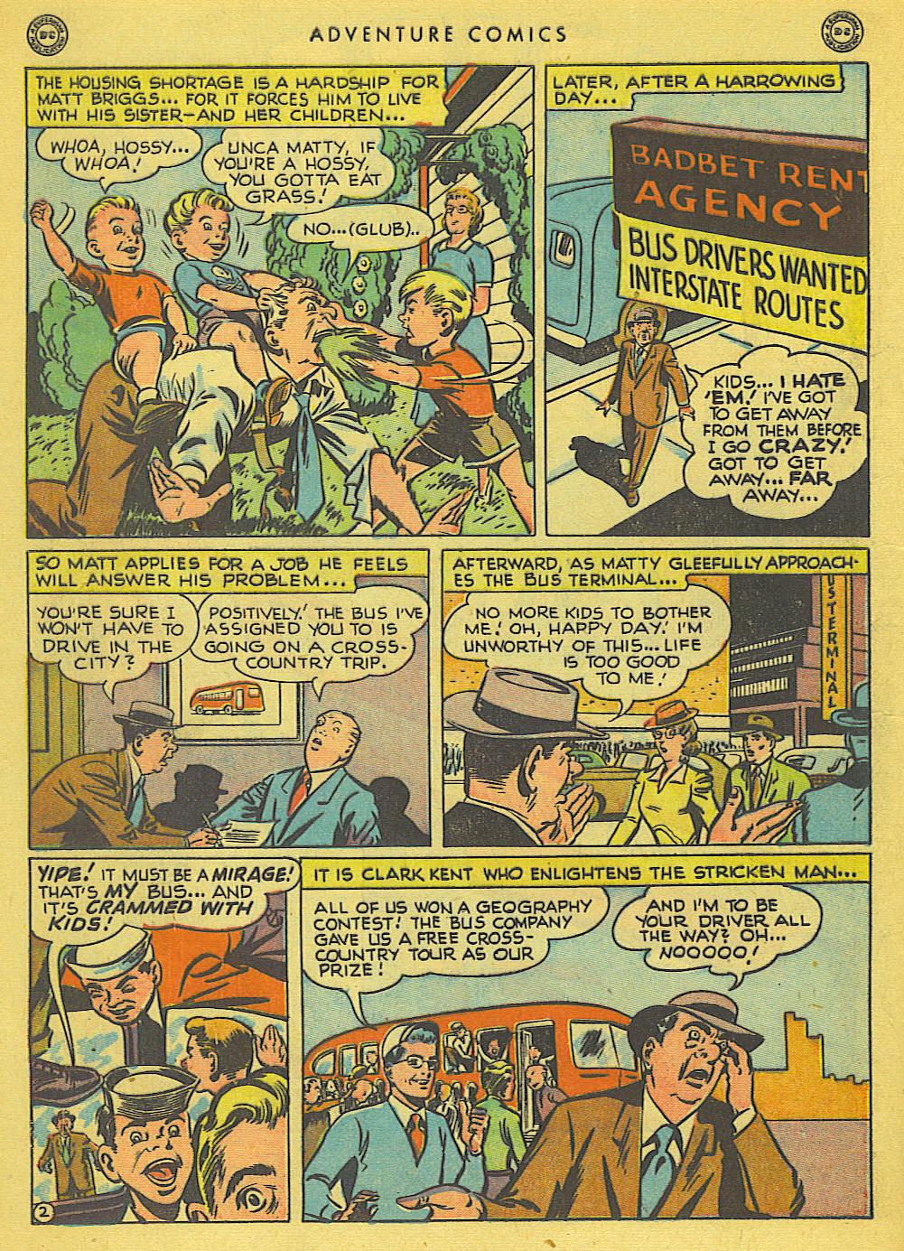 Read online Adventure Comics (1938) comic -  Issue #138 - 4