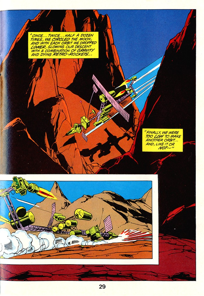 Read online Atari Force (1982) comic -  Issue #1 - 31