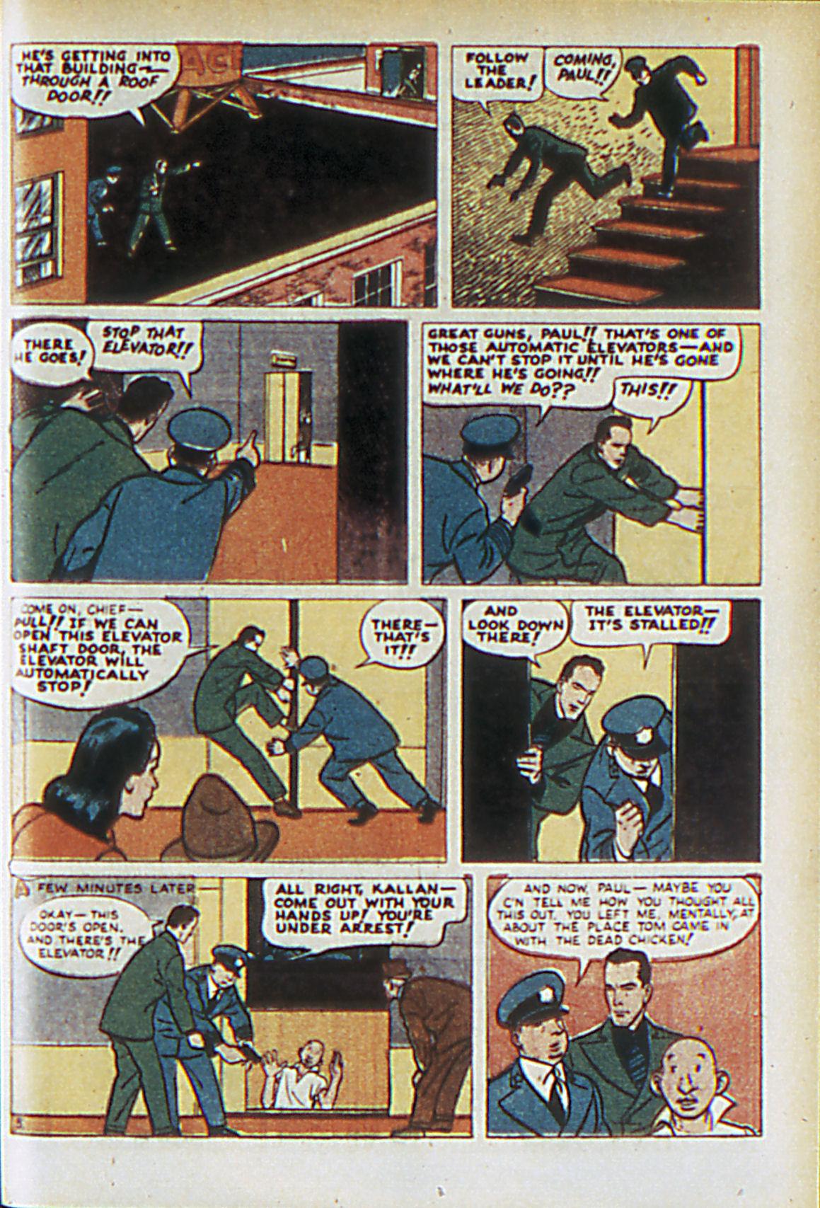 Read online Adventure Comics (1938) comic -  Issue #61 - 46
