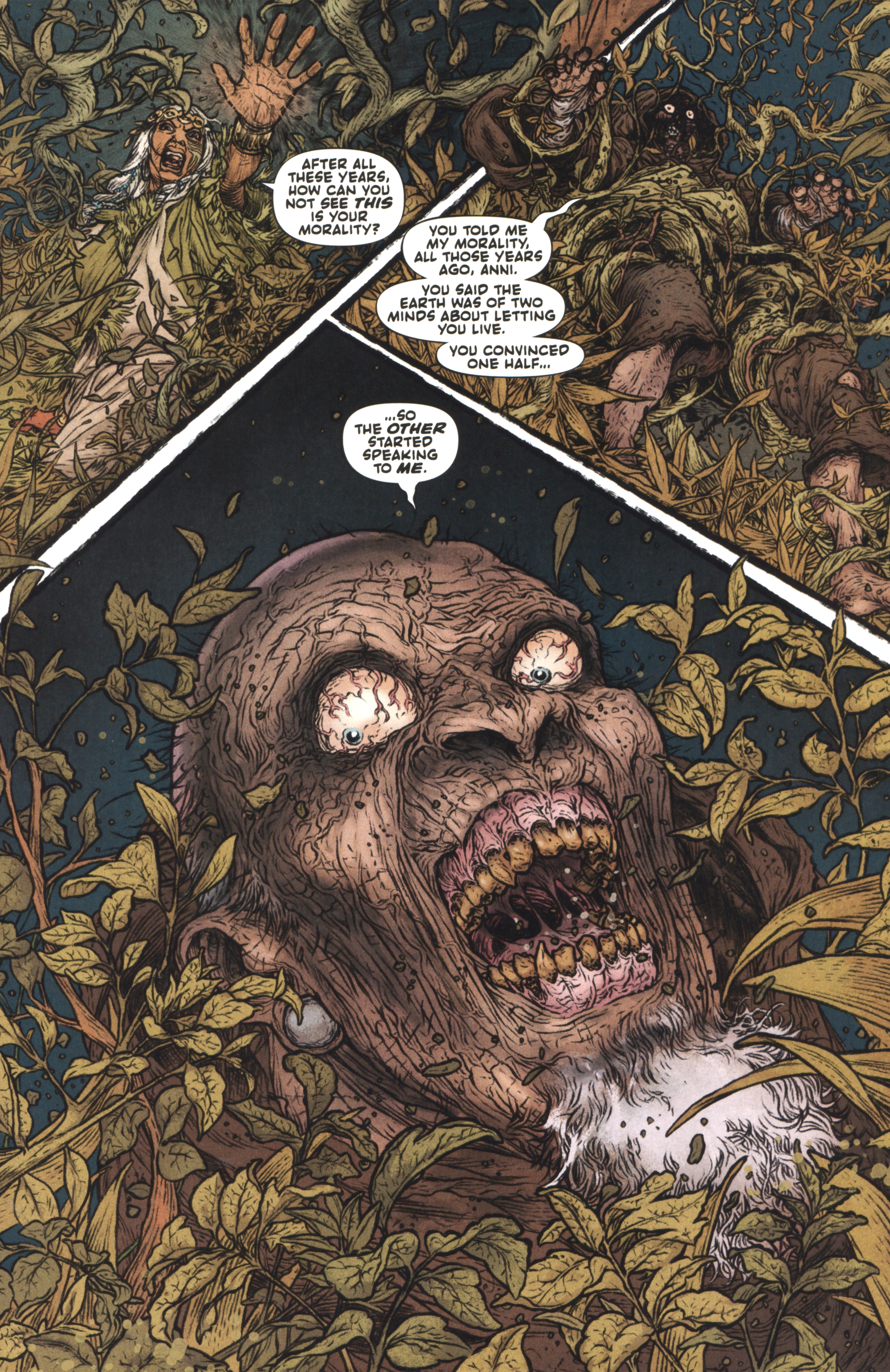 Read online Book of Death: Legends of the Geomancer comic -  Issue #4 - 14