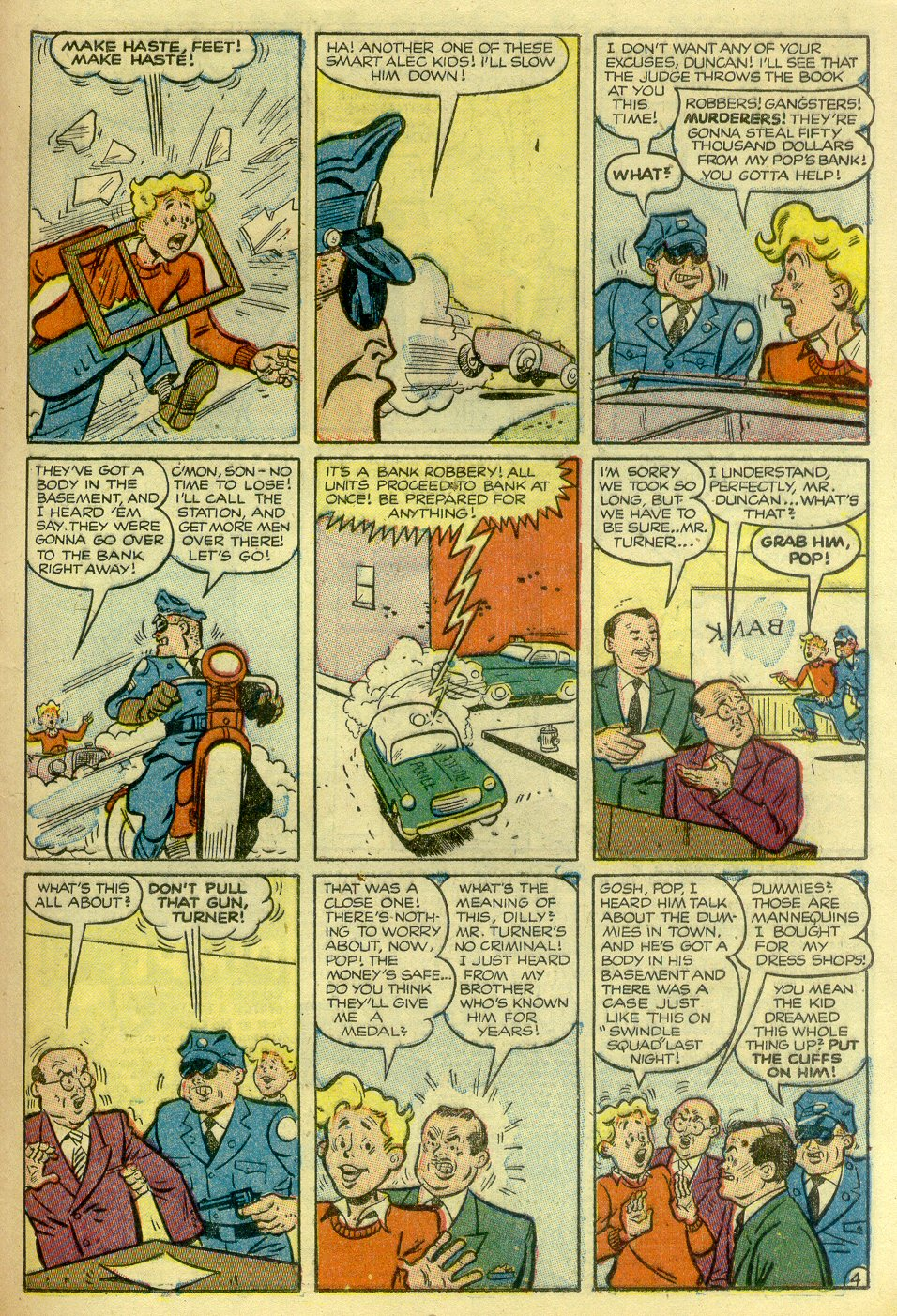 Daredevil (1941) issue 108 - Page 25