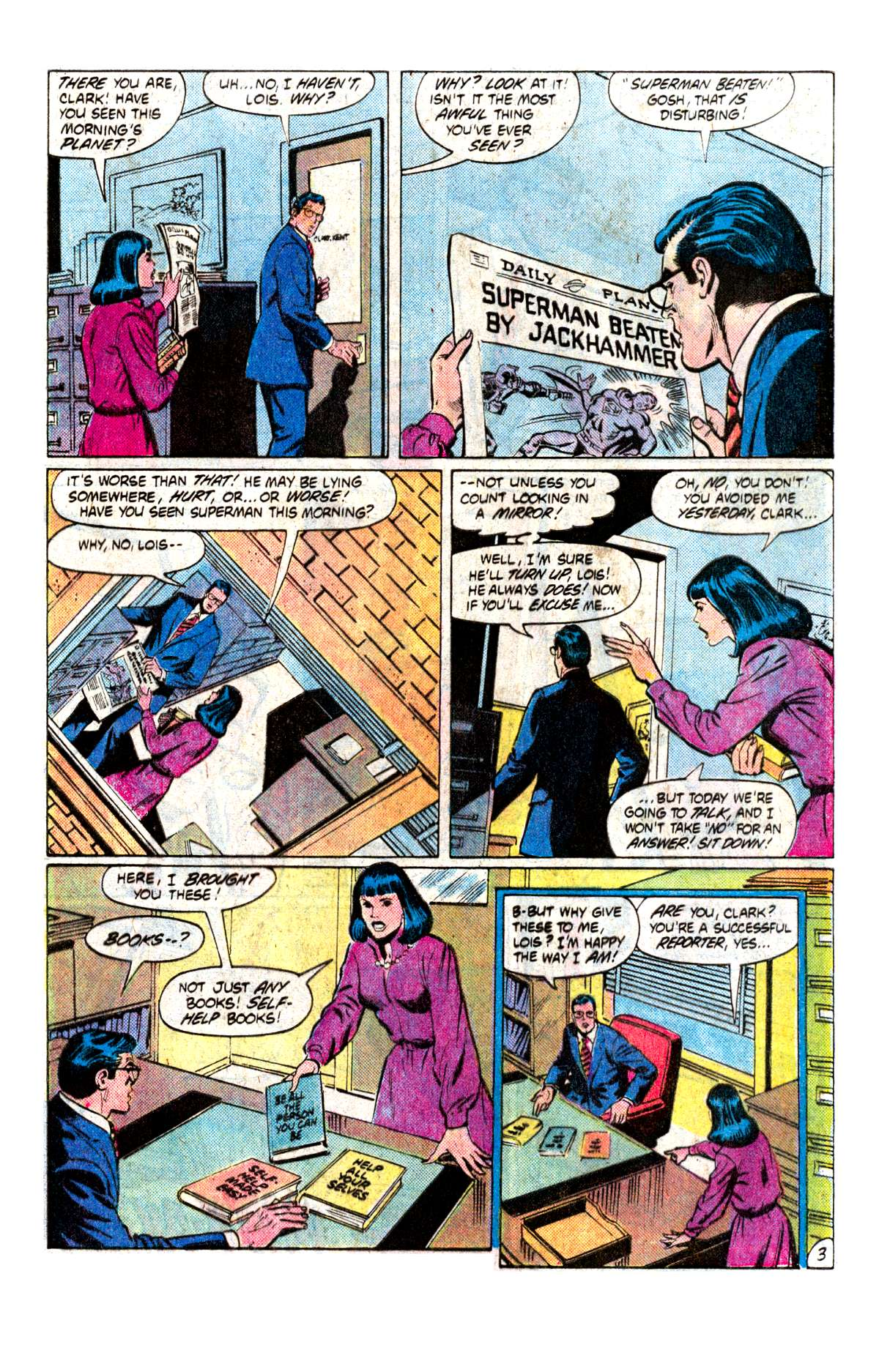 Read online Action Comics (1938) comic -  Issue #538 - 4